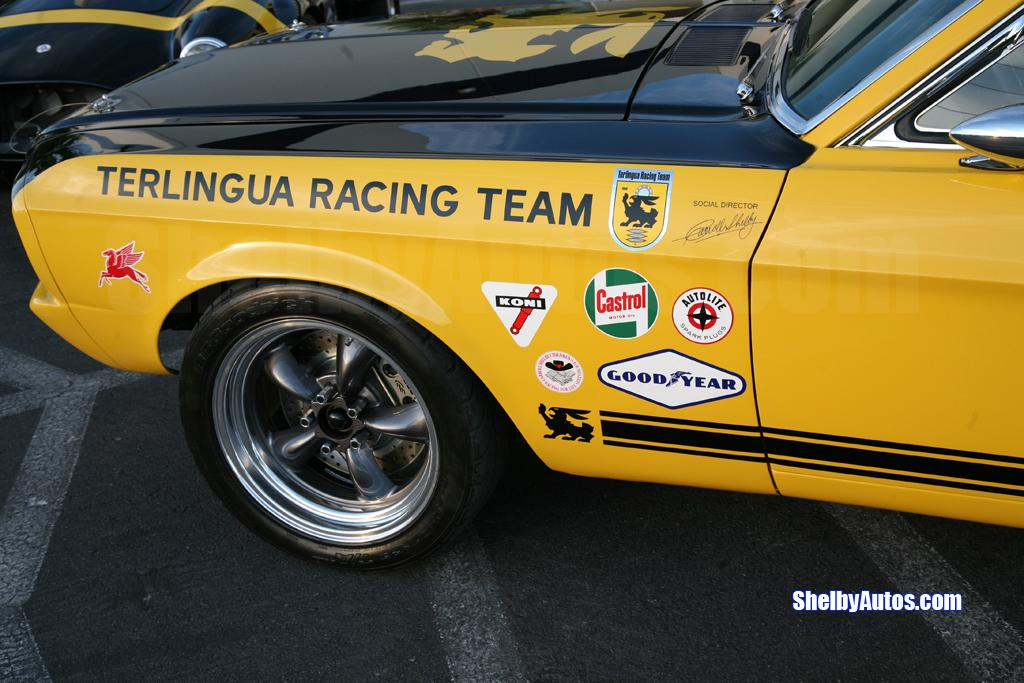 Shelby Mustang Terlingua   Top Speed