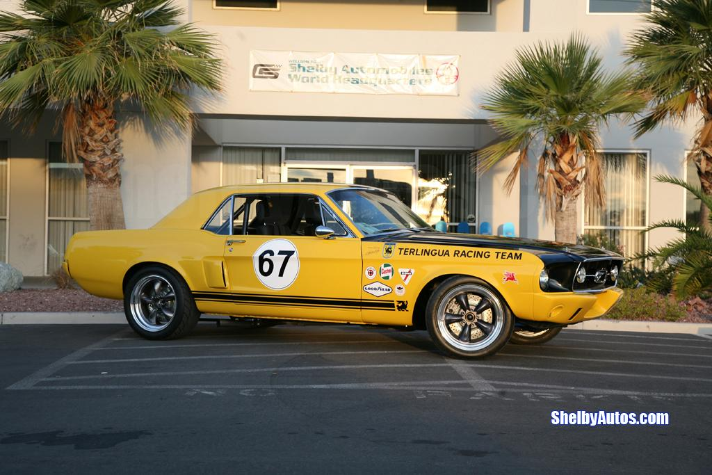 Shelby Mustang Terlingua | Top Speed