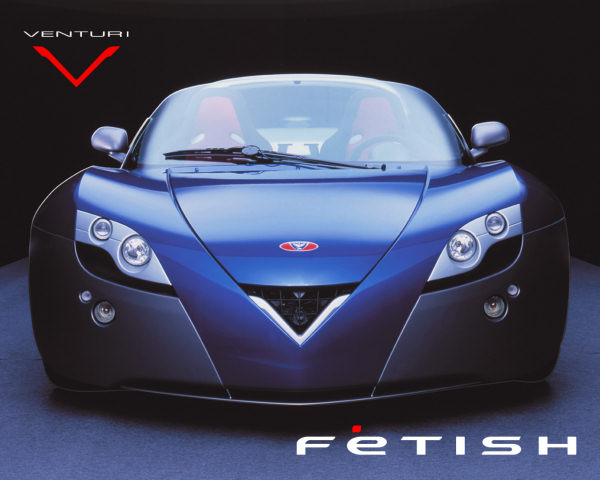 Venturi Fetish And Eclectic Into Production Starting April 2008