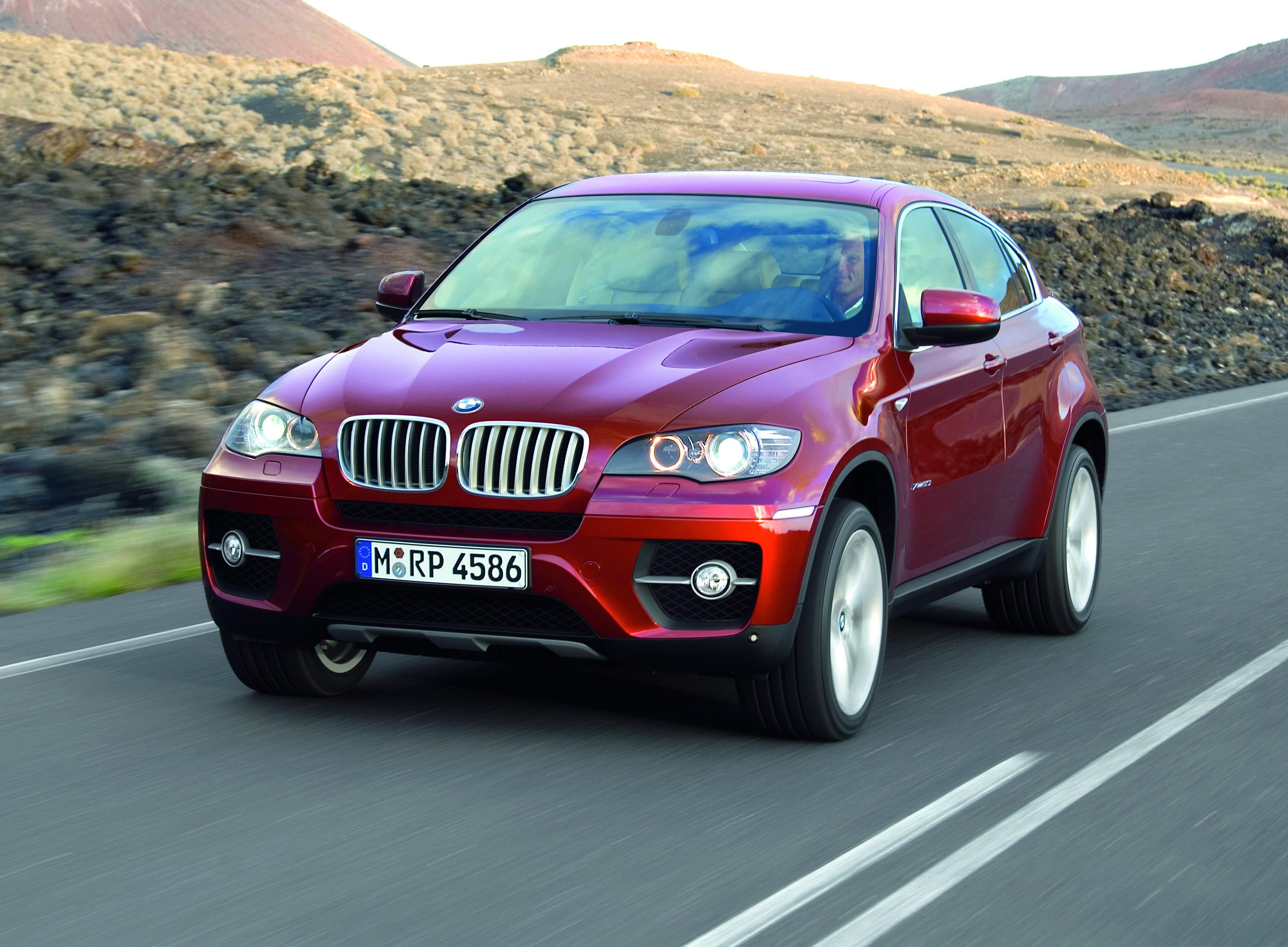 2008 Bmw X6 Review Top Speed