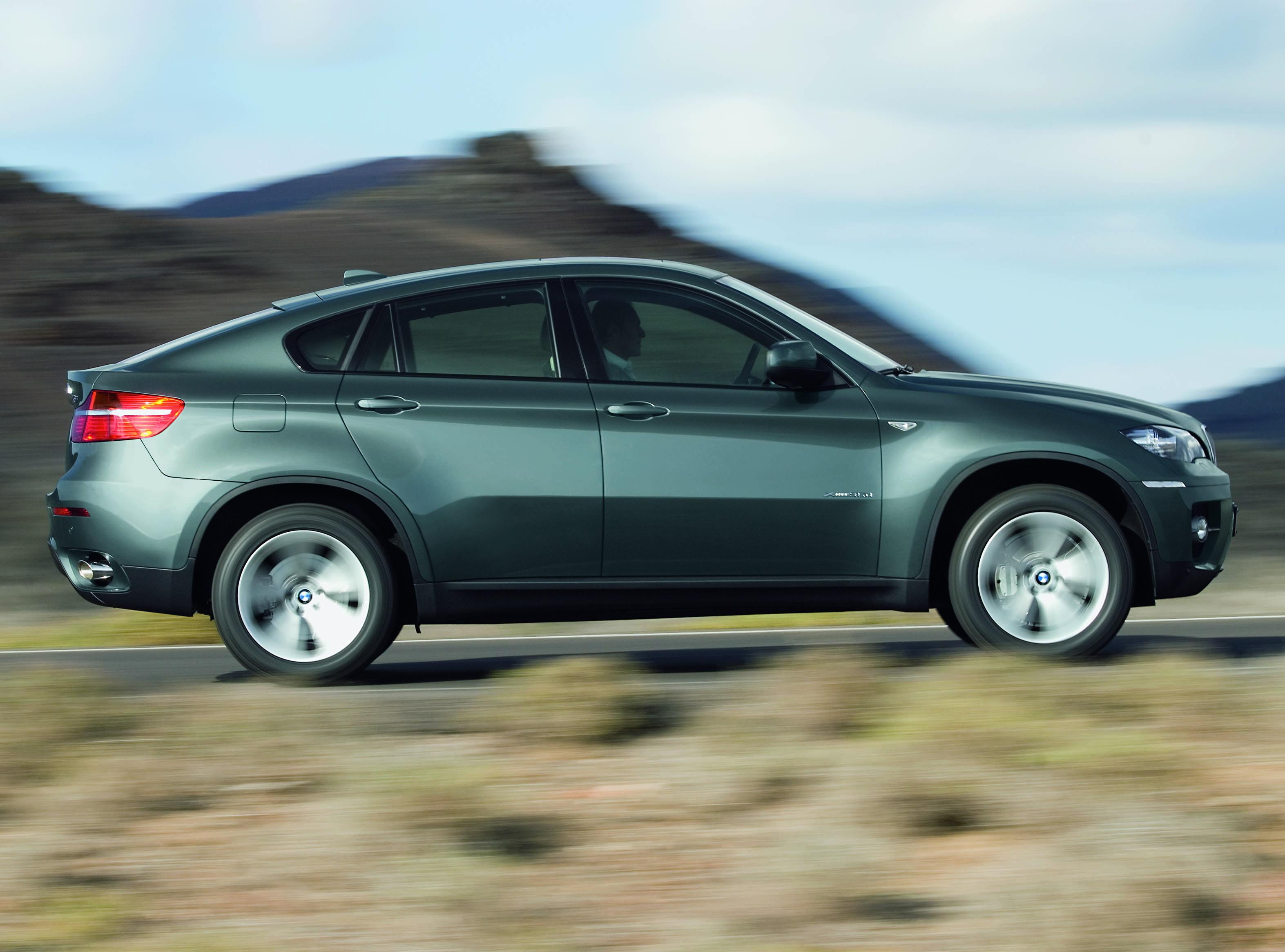 2008 BMW X6 Review - Top Speed