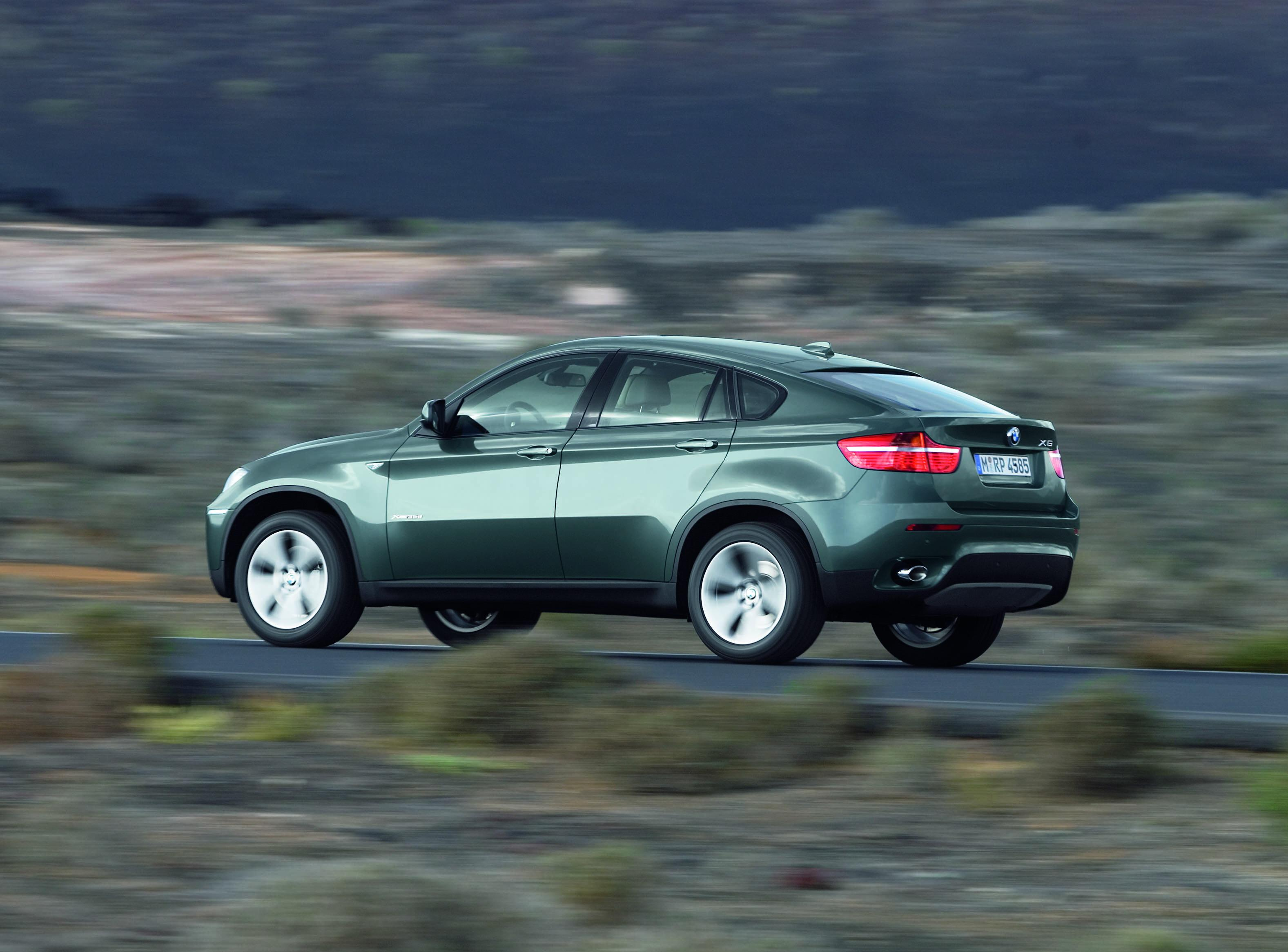 2008 Bmw X6 Gallery 220451 Top Speed