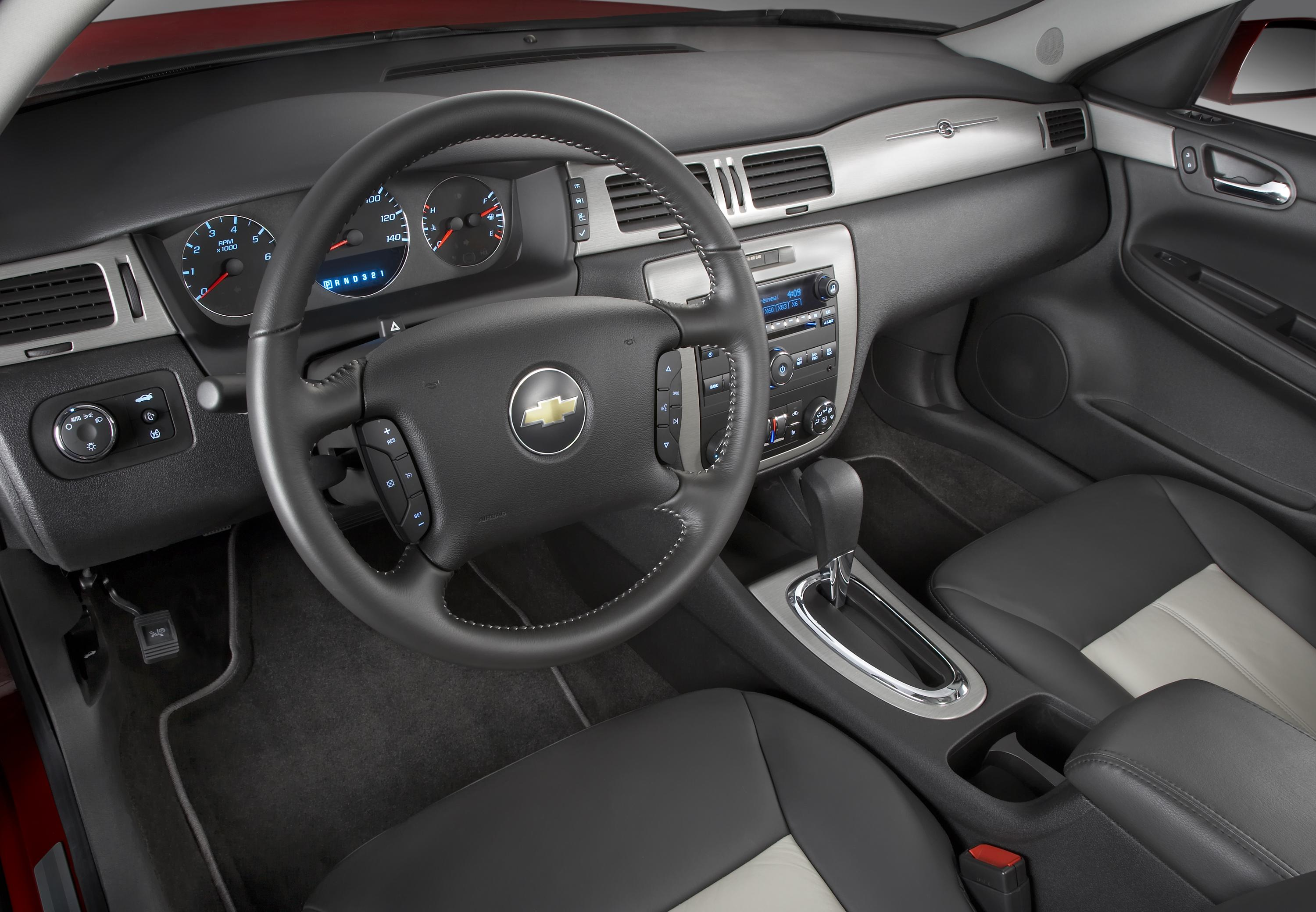 2008 Chevrolet Impala 50th Anniversary Edition Review ...