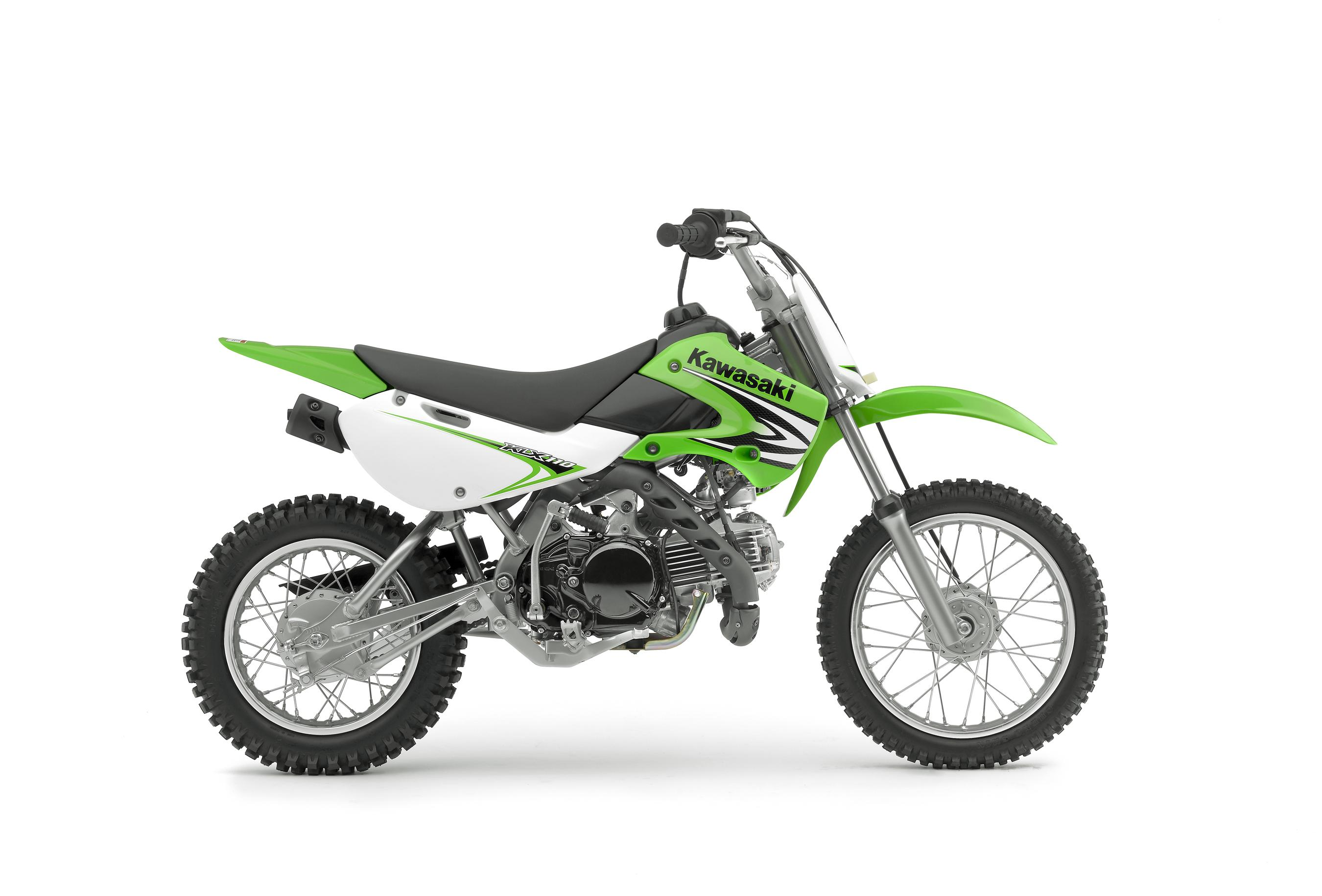 2008 Kawasaki KLX110 | Top Speed