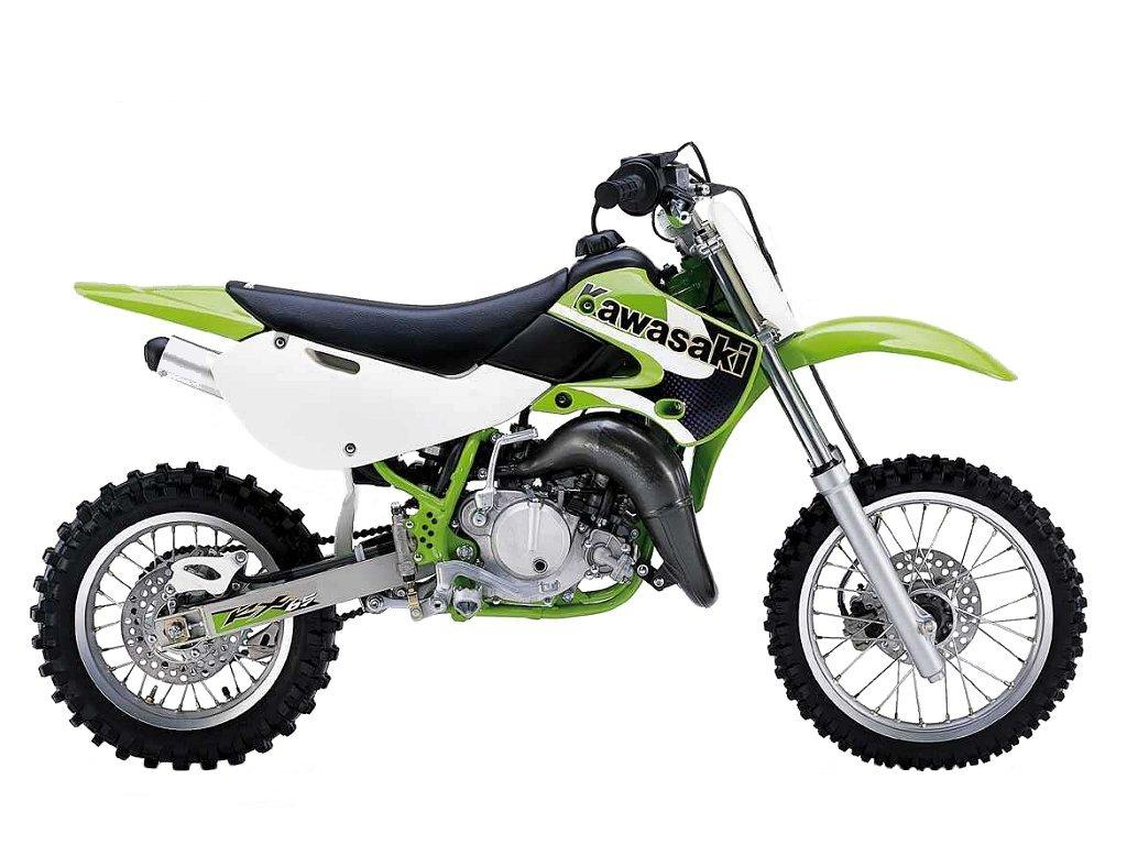 2008 Kawasaki KX65 | Top Speed
