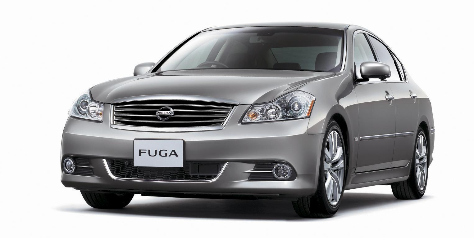 2008 Nissan Fuga | Top Speed