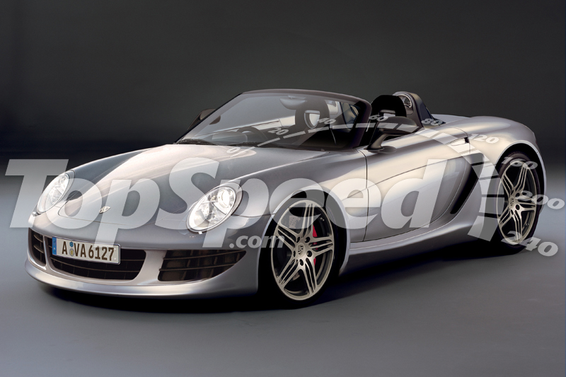 2008 Porsche Boxster Top Speed