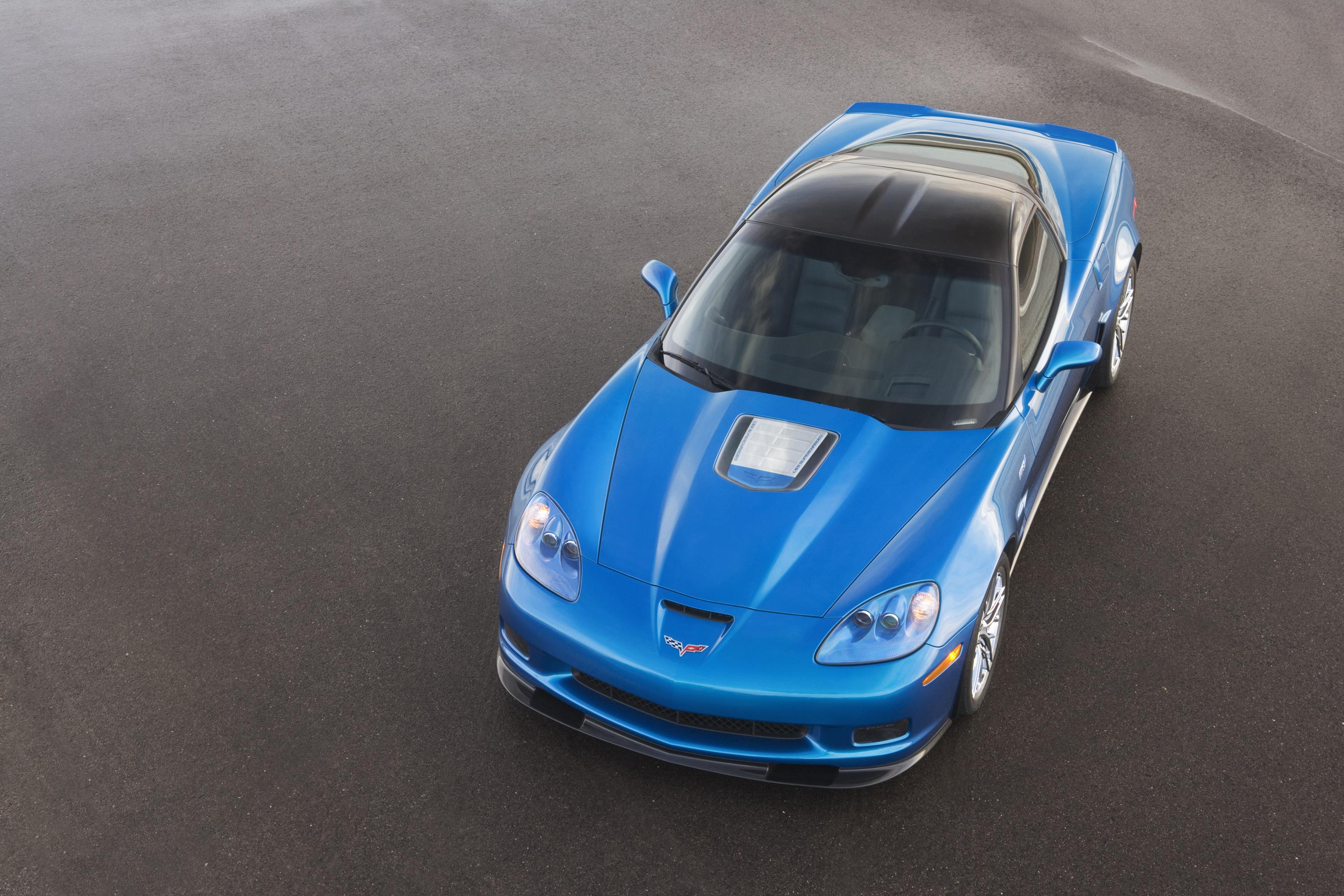2009 Chevrolet Corvette ZR1 Review   Top Speed. »