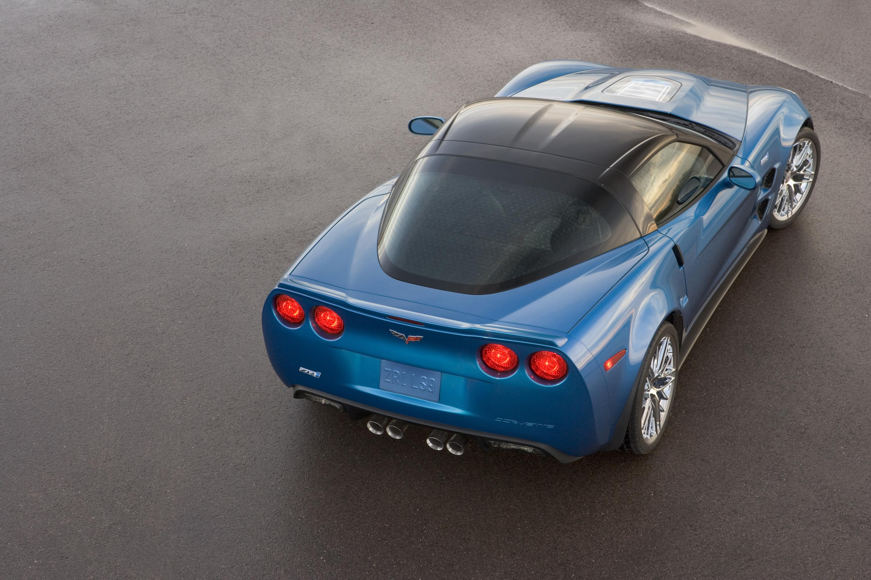 Superieur 2009 Chevrolet Corvette ZR1 Review   Top Speed. »