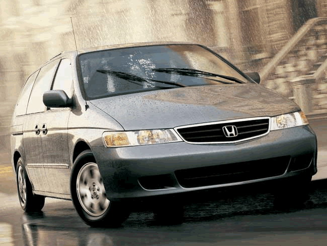 Honda Civic For Sale >> Old Honda Van Outselling New Dodge? | Top Speed