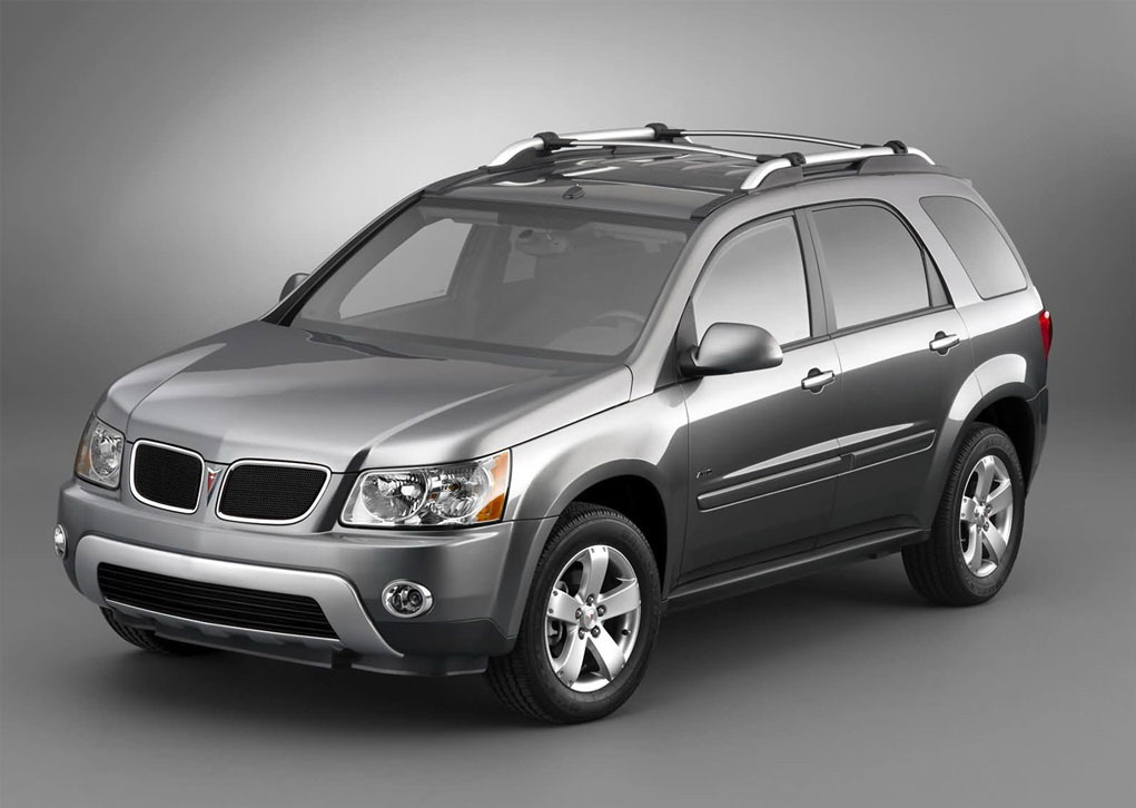 Carl Black Gmc >> Pontiac Torrent To Be Replaced In 2009 | Top Speed