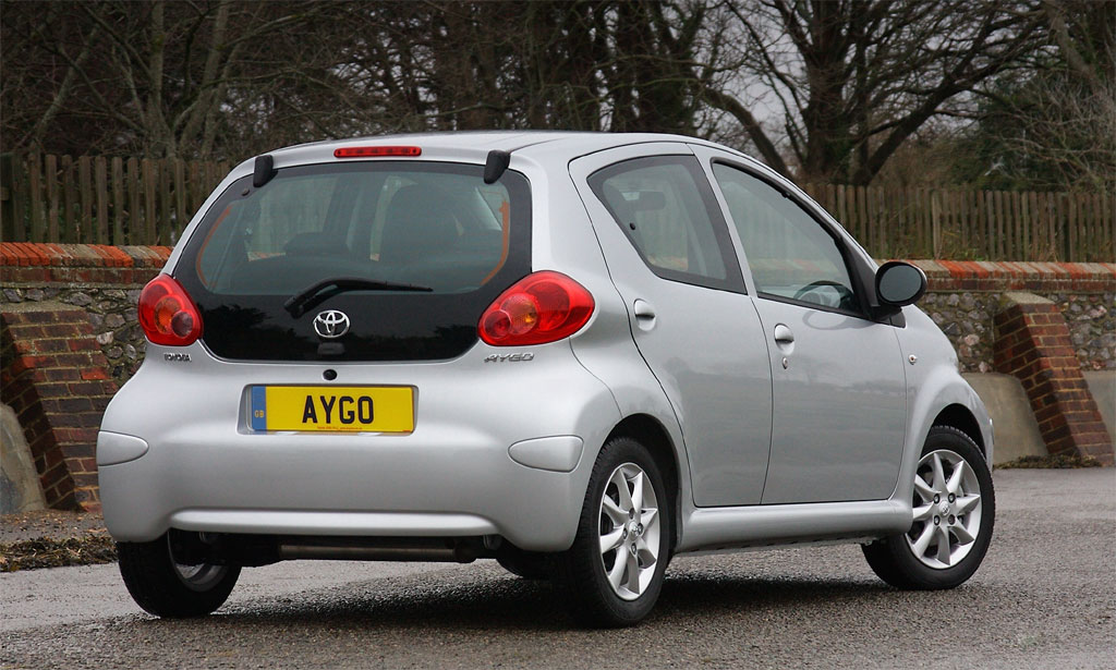 2008 toyota aygo platinum edition review top speed. Black Bedroom Furniture Sets. Home Design Ideas