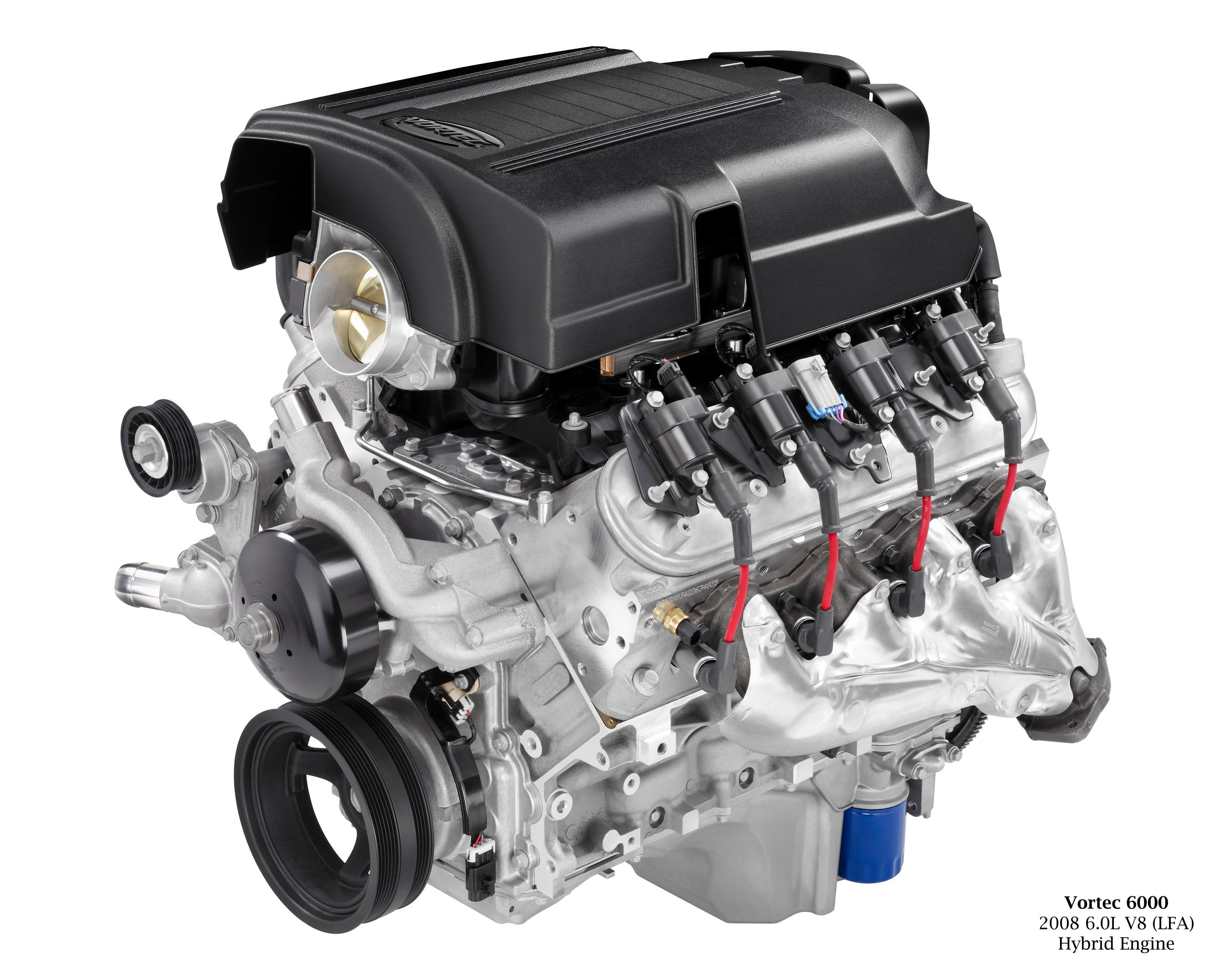 Two Gm Engines On Ward S Ten Best Engines List Top Speed