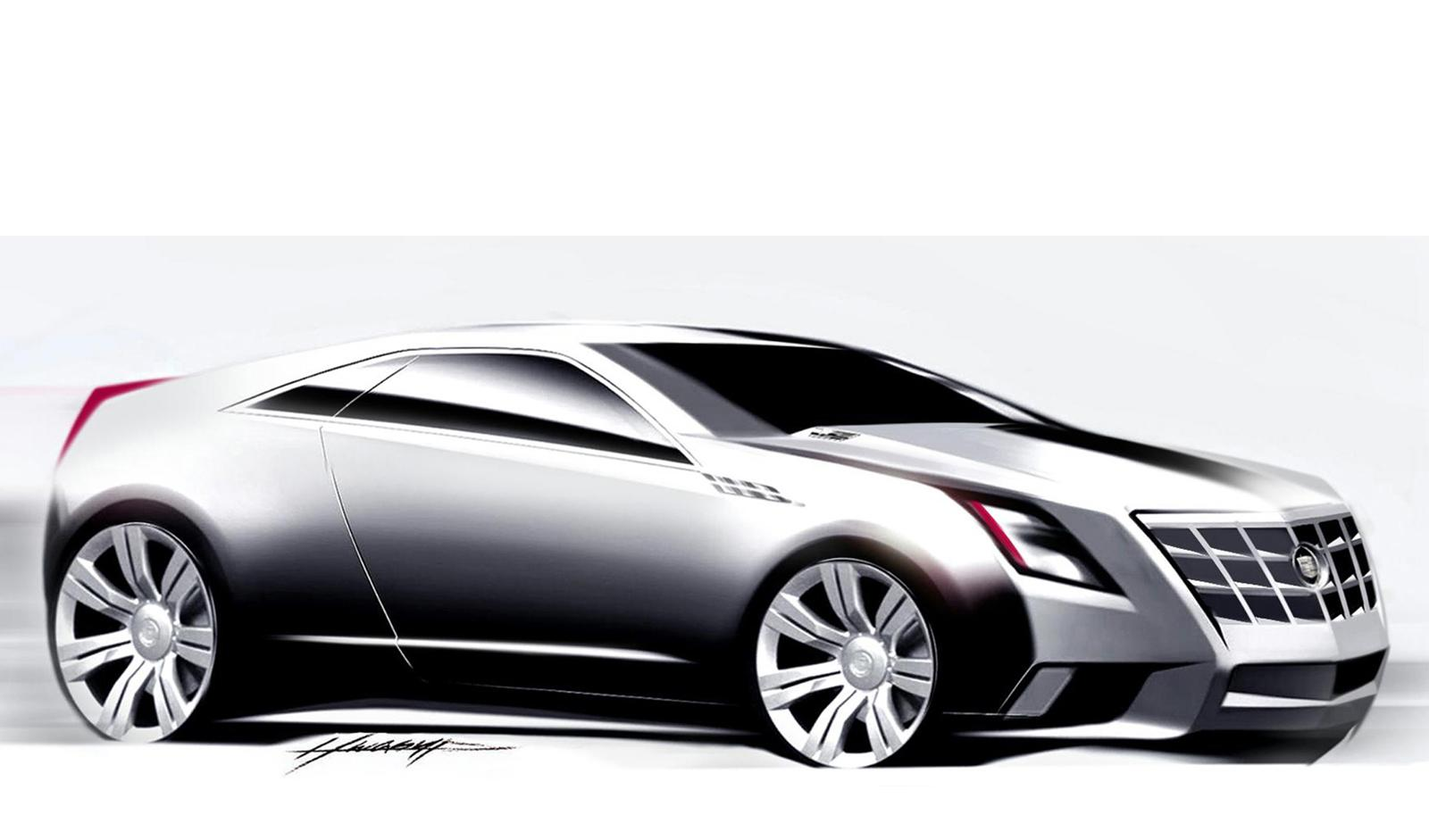 2008 Cadillac Cts Coupe Concept Top Speed