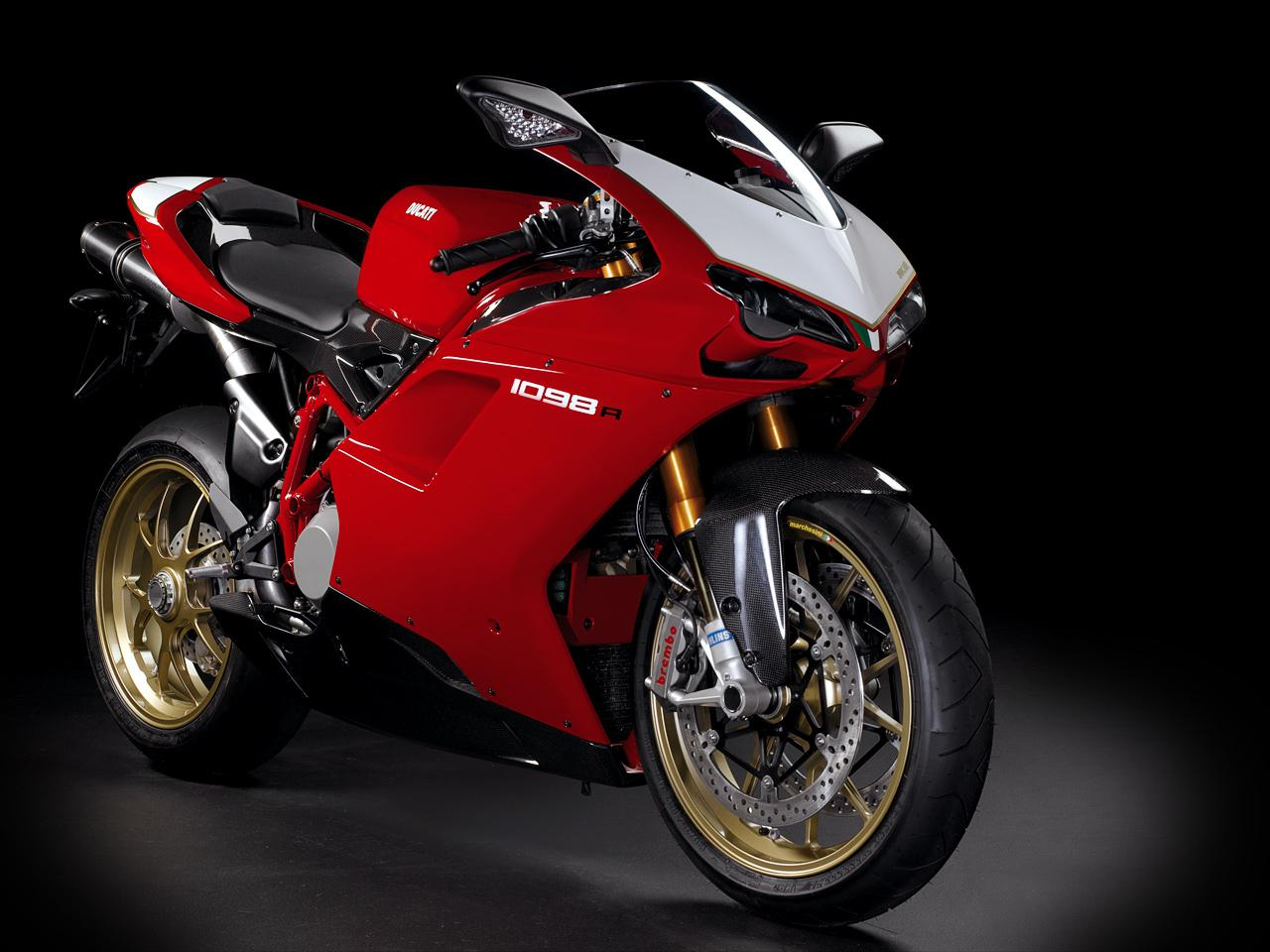 2008 Ducati 1098 R Review - Top Speed