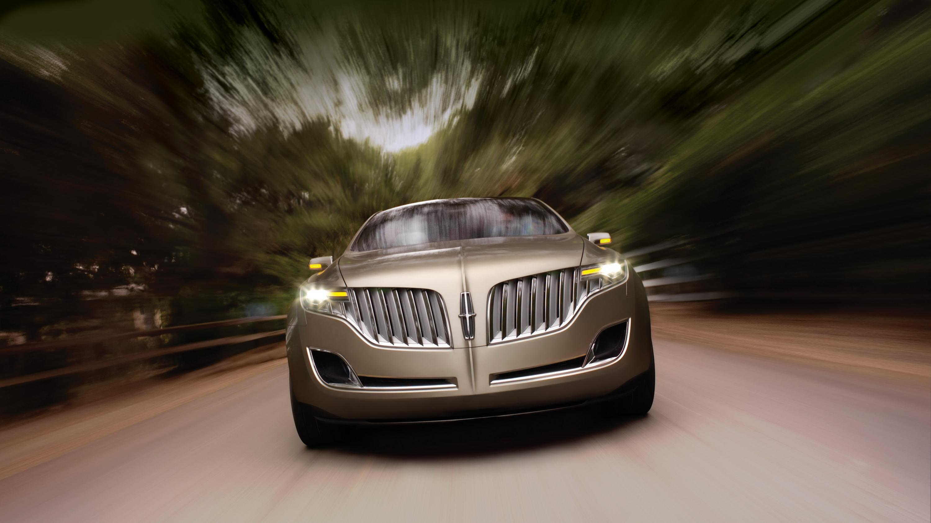 2008 Lincoln MKT | Top Speed