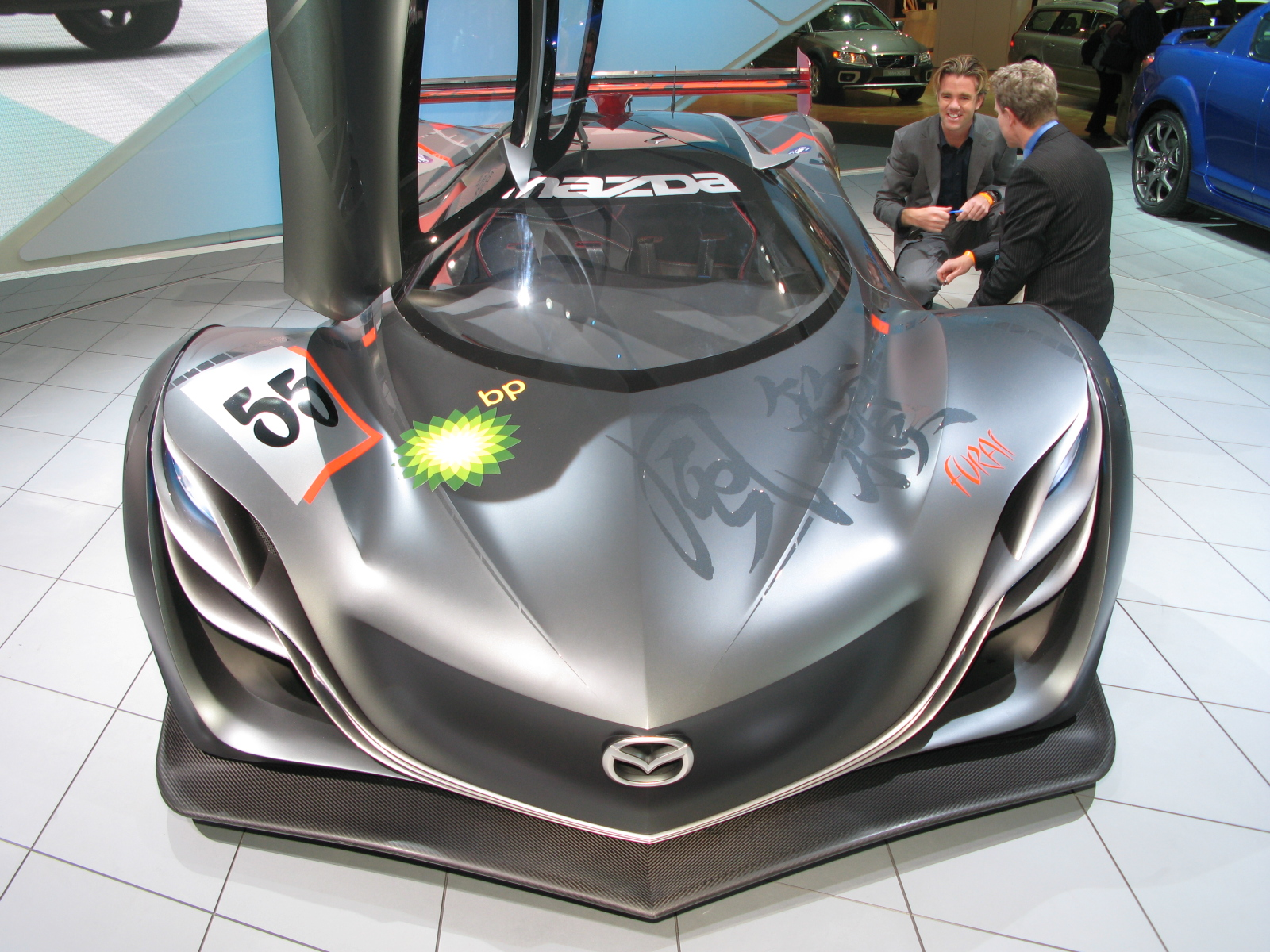 How much does a mazda furai cost