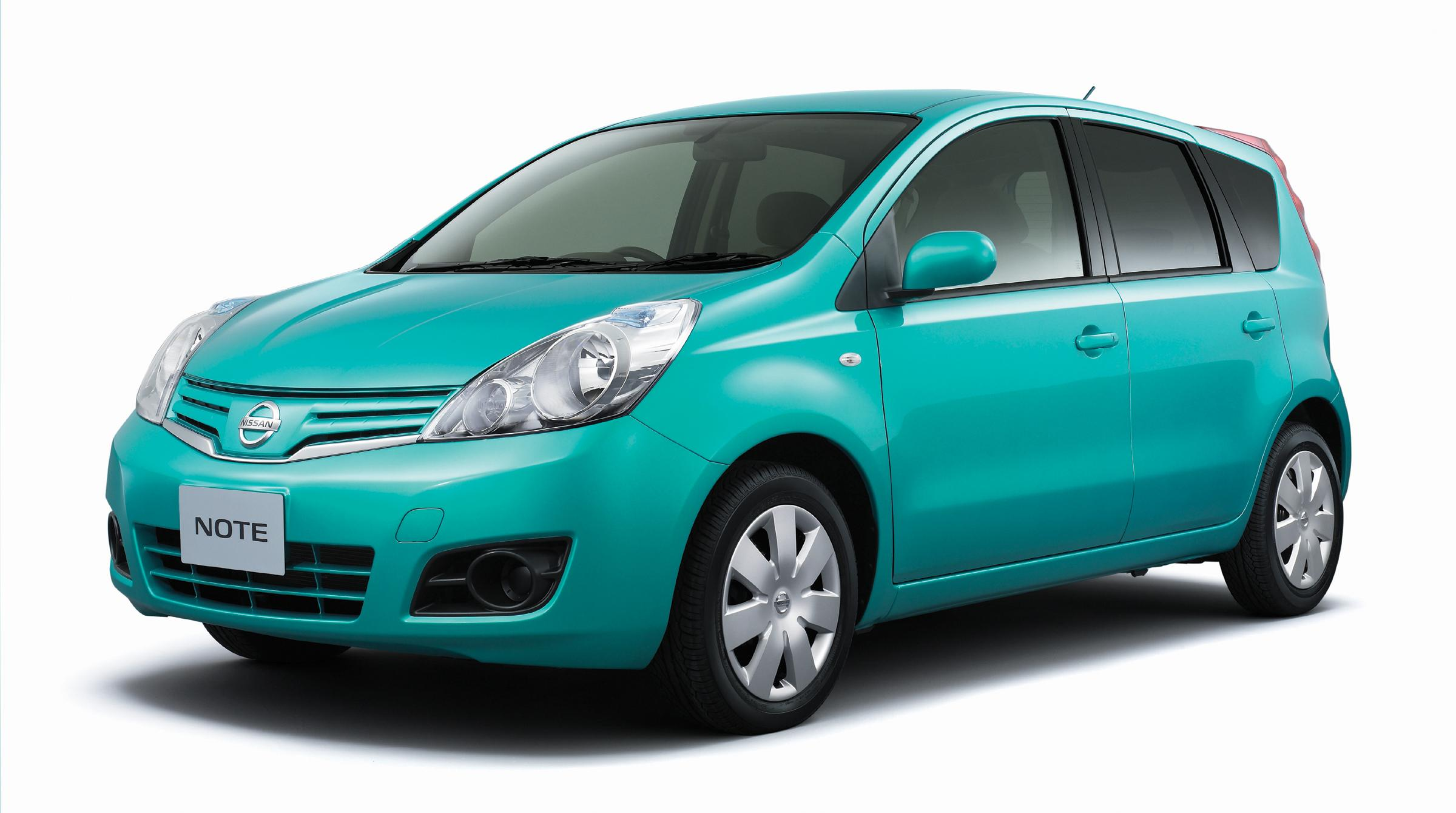 2008 Nissan Note | Top Speed