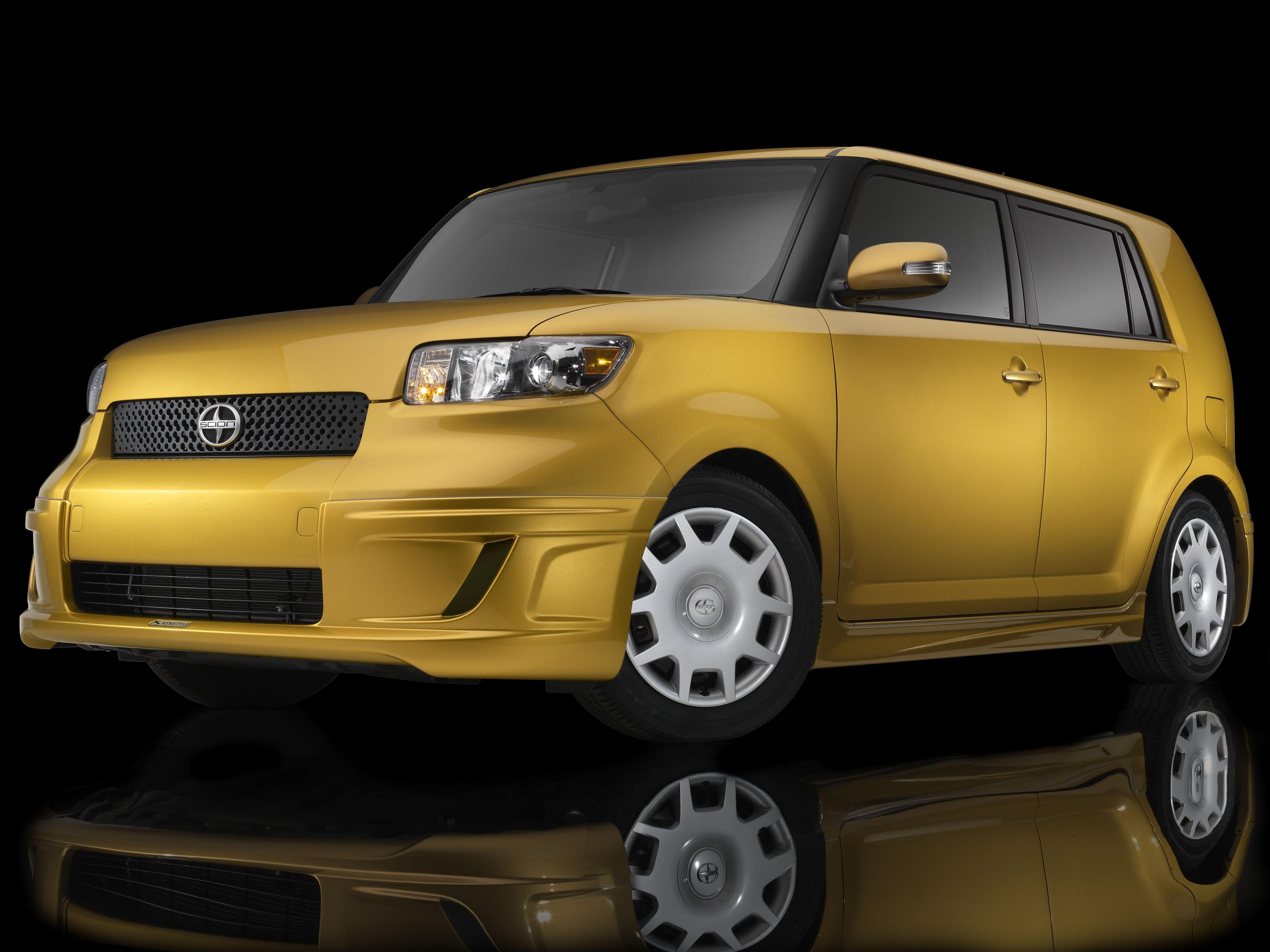 2008 scion xb release series 5 0 top speed. Black Bedroom Furniture Sets. Home Design Ideas