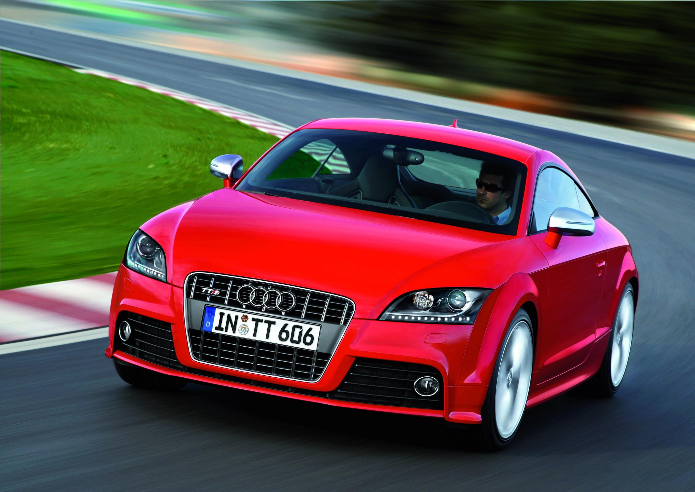 2009 audi tts coupe and roadster review - top speed