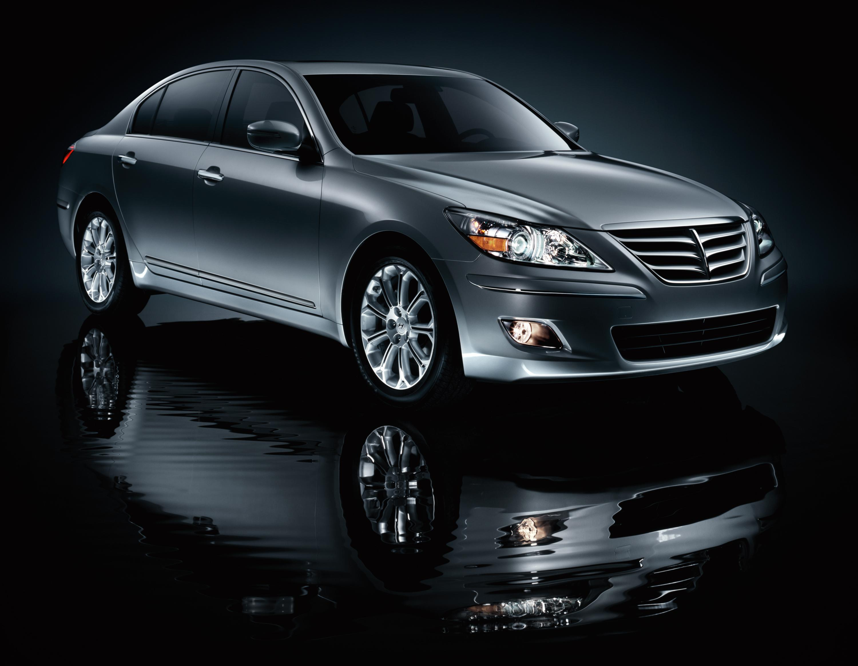 2008 Hyundai Genesis Review Top Speed
