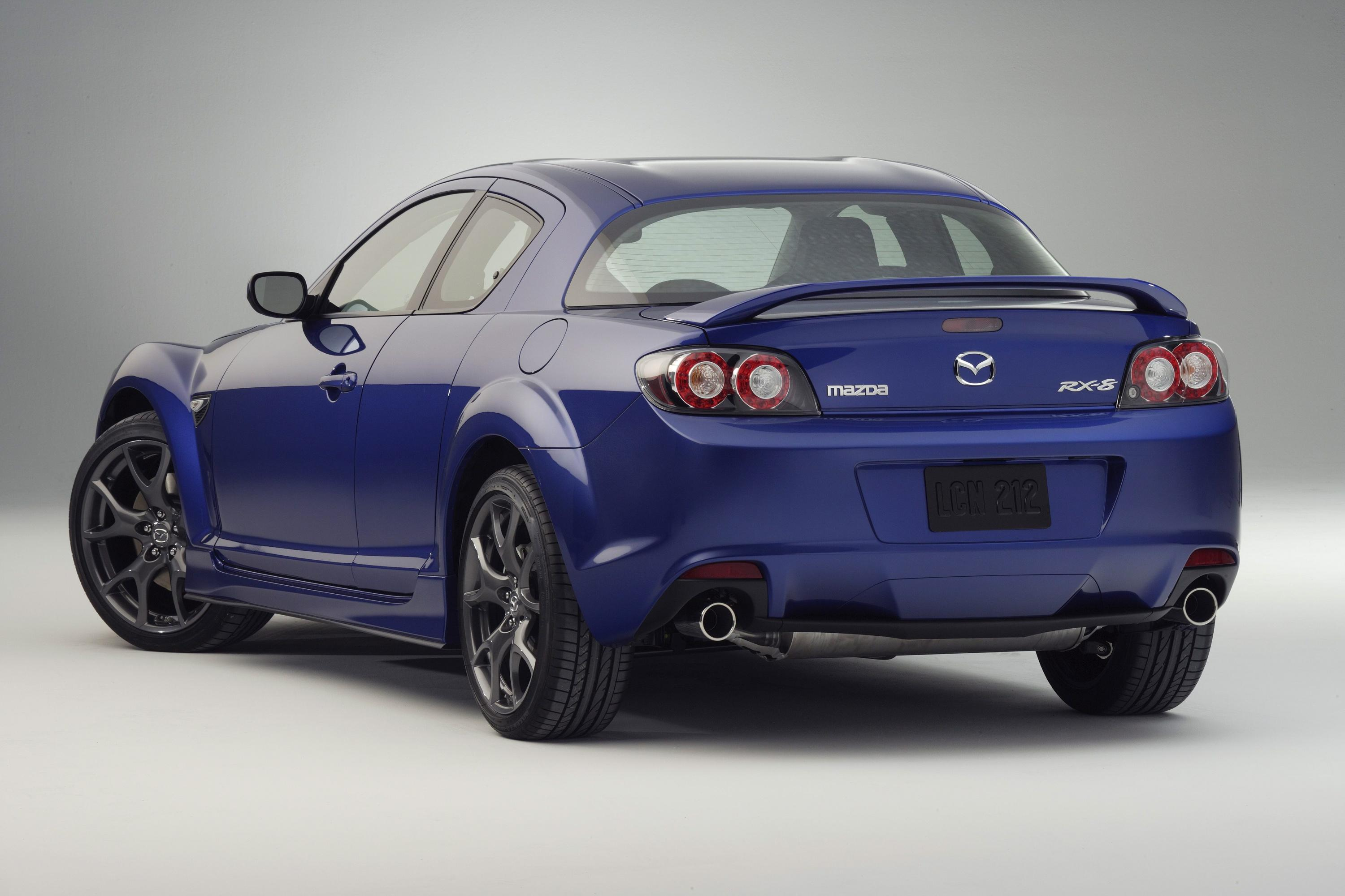 2009 mazda rx 8 top speed rh topspeed com Mazda RX-8 Specifications Mazda RX-8 R3 Review