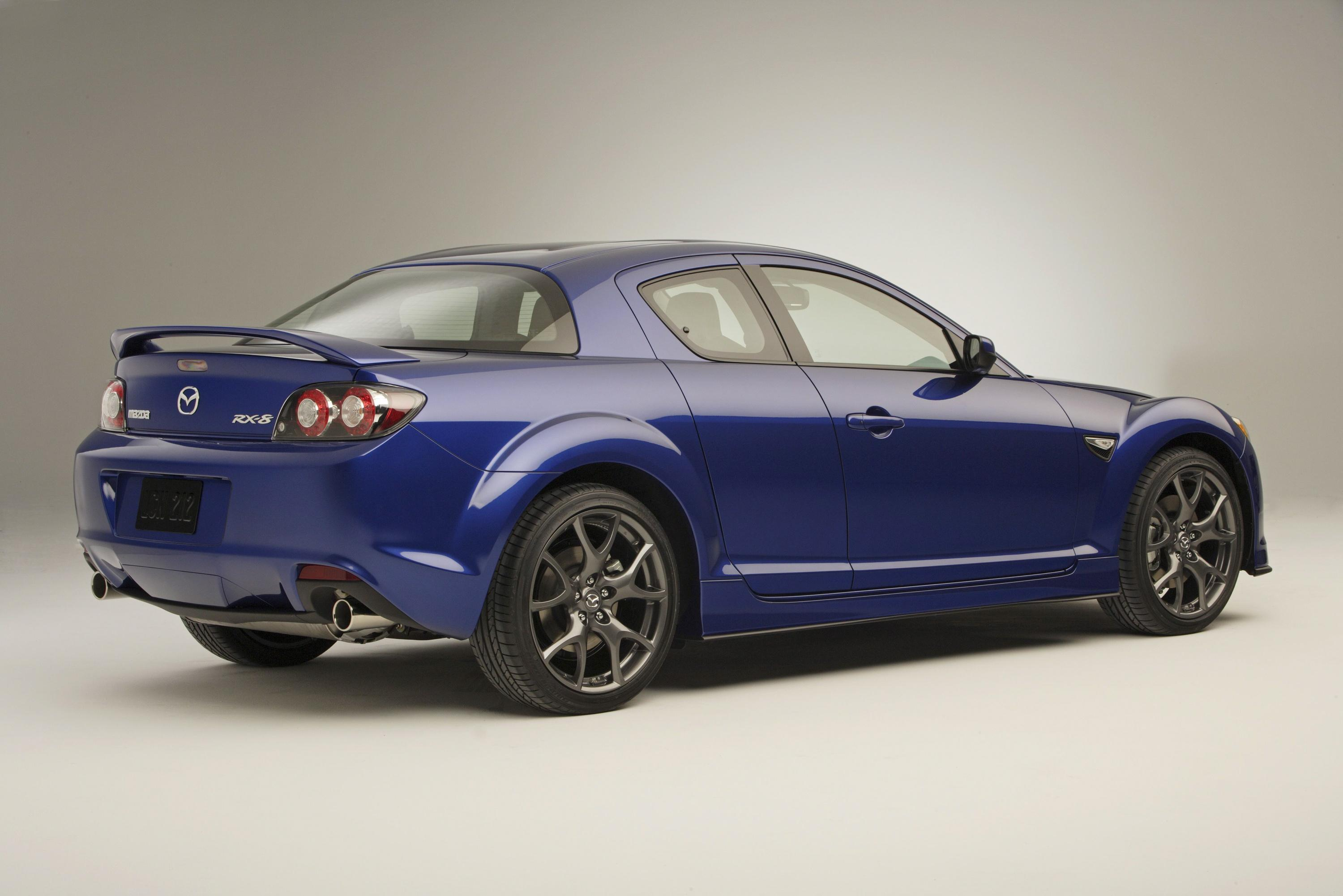 2009 mazda rx-8 review - top speed