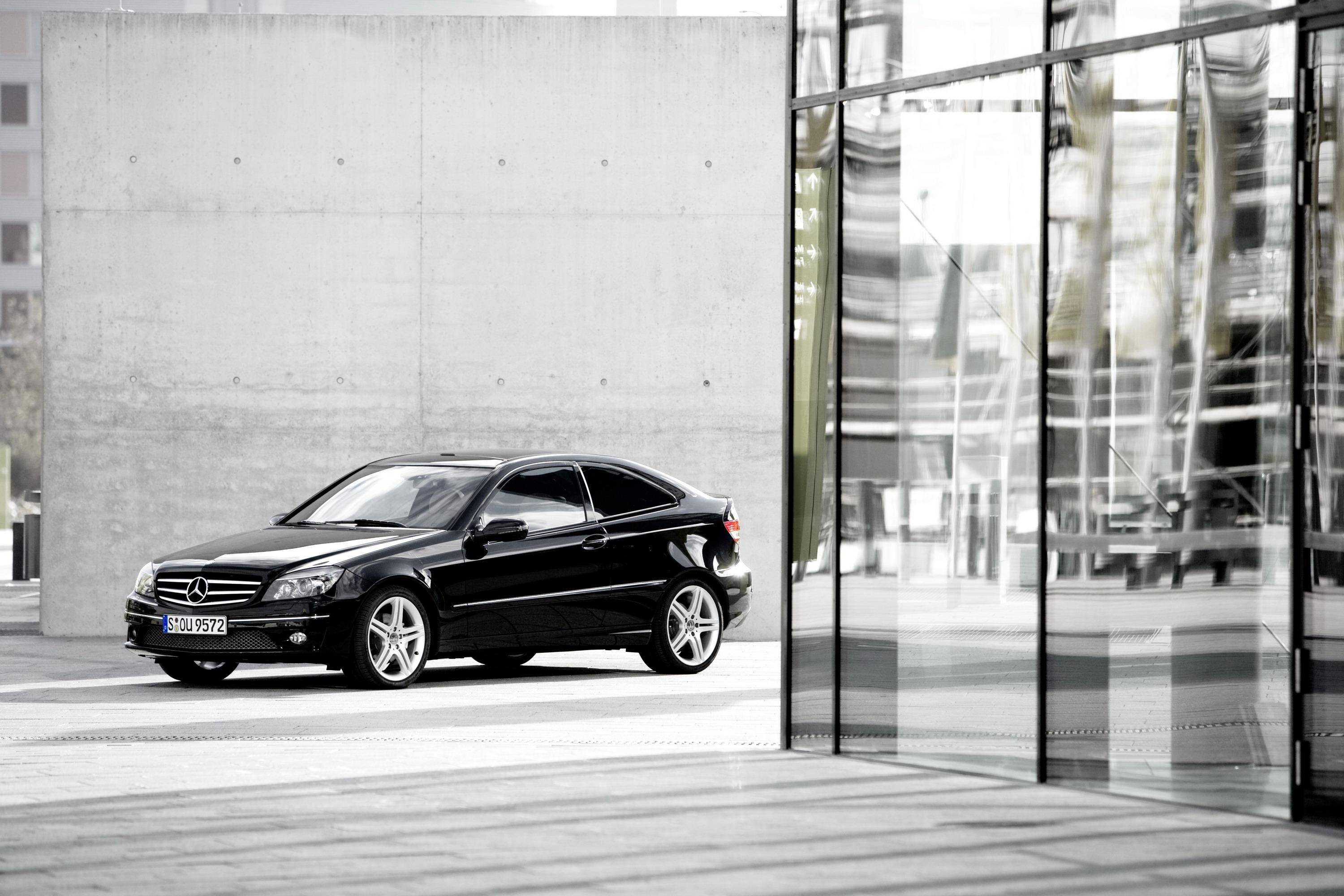 Wallpaper Of The Day: 2009 Mercedes CLC-Class | Top Speed
