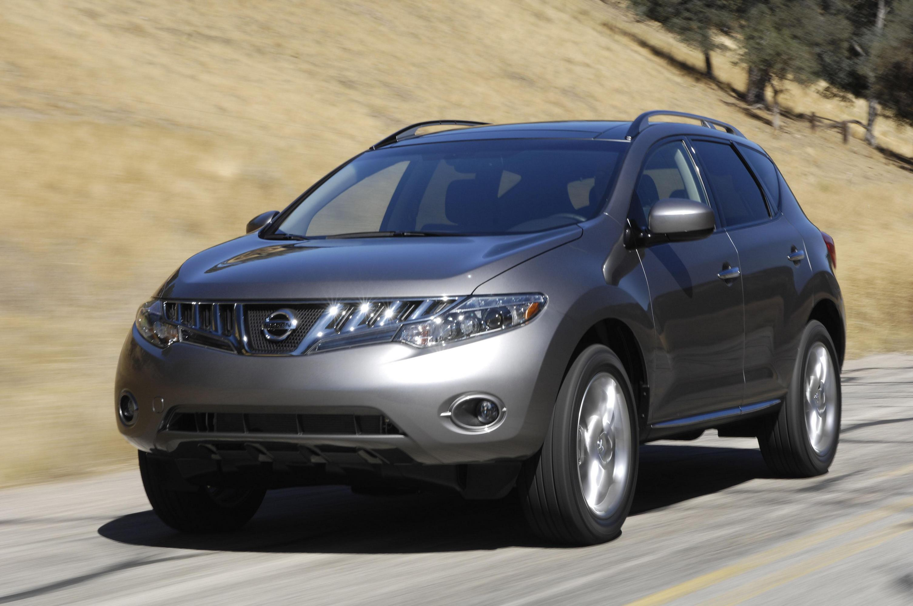 2009 nissan murano pricing announced news top speed. Black Bedroom Furniture Sets. Home Design Ideas