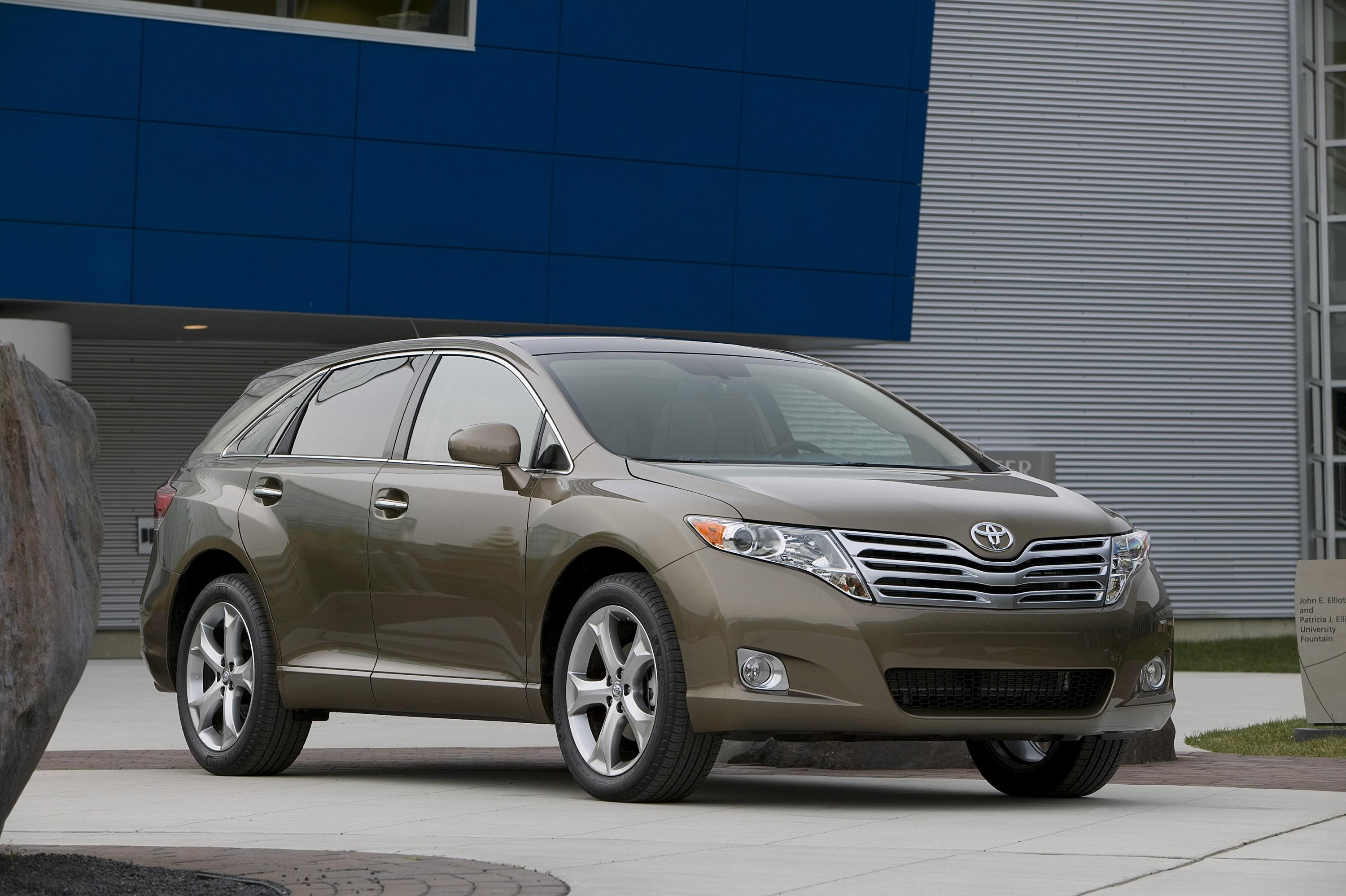 American Auto Body >> 2009 Toyota Venza | Top Speed
