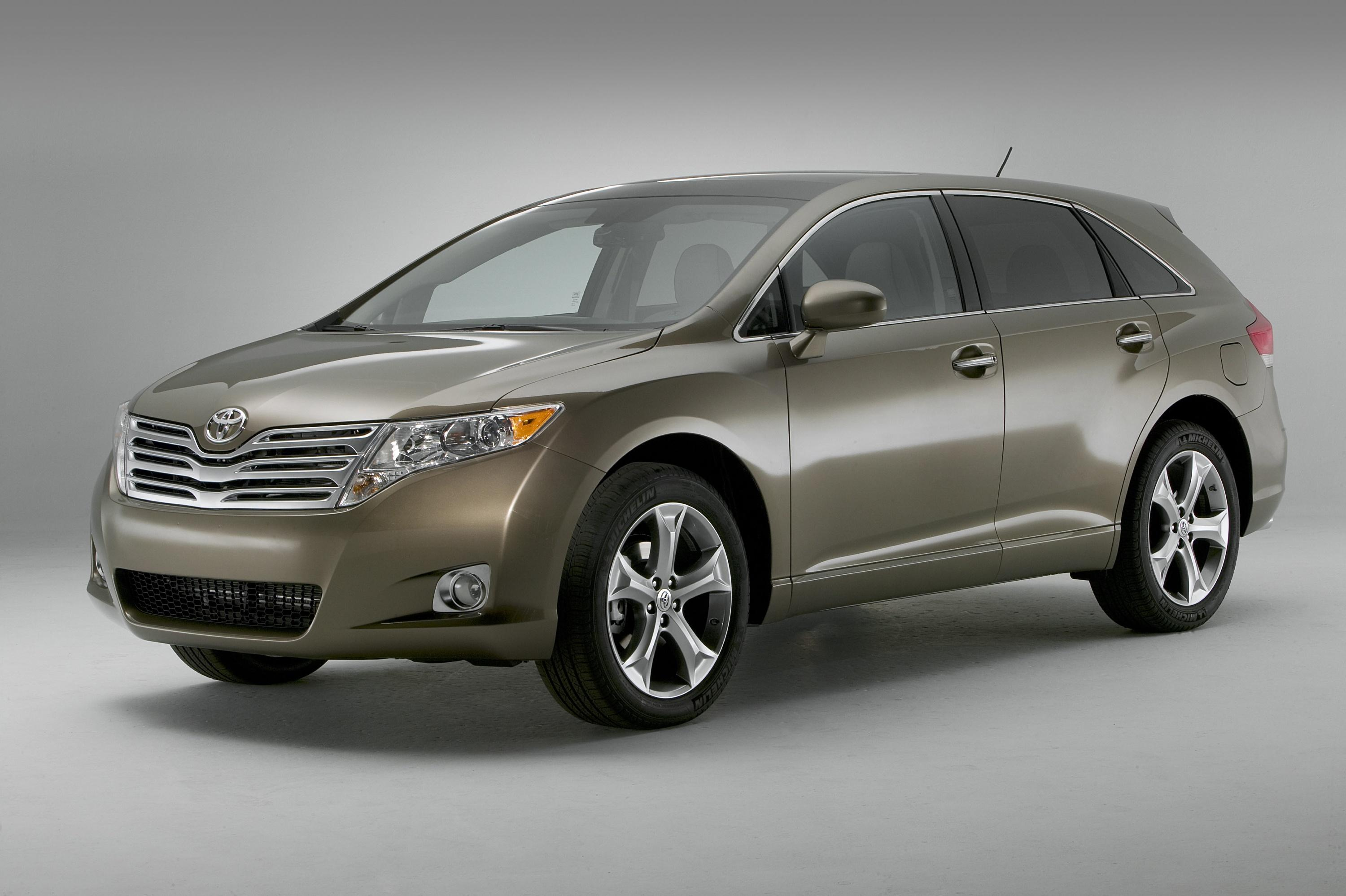 2009 Toyota Venza | Top Speed. »