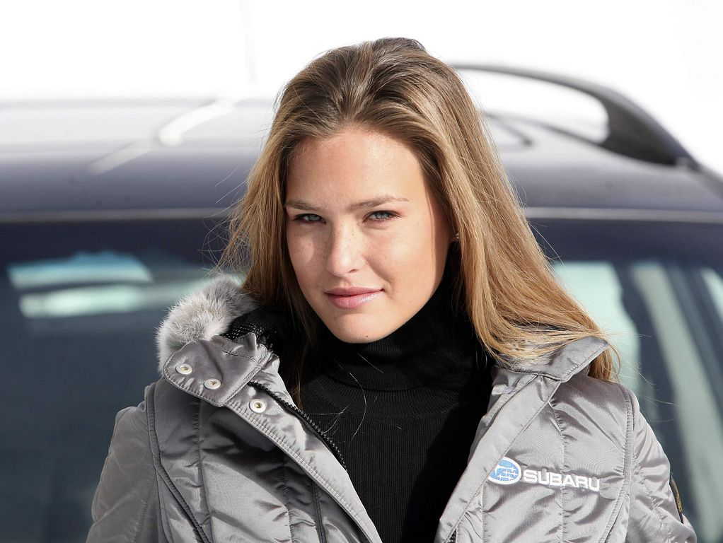 bar refaeli and the subaru line up pictures photos wallpapers