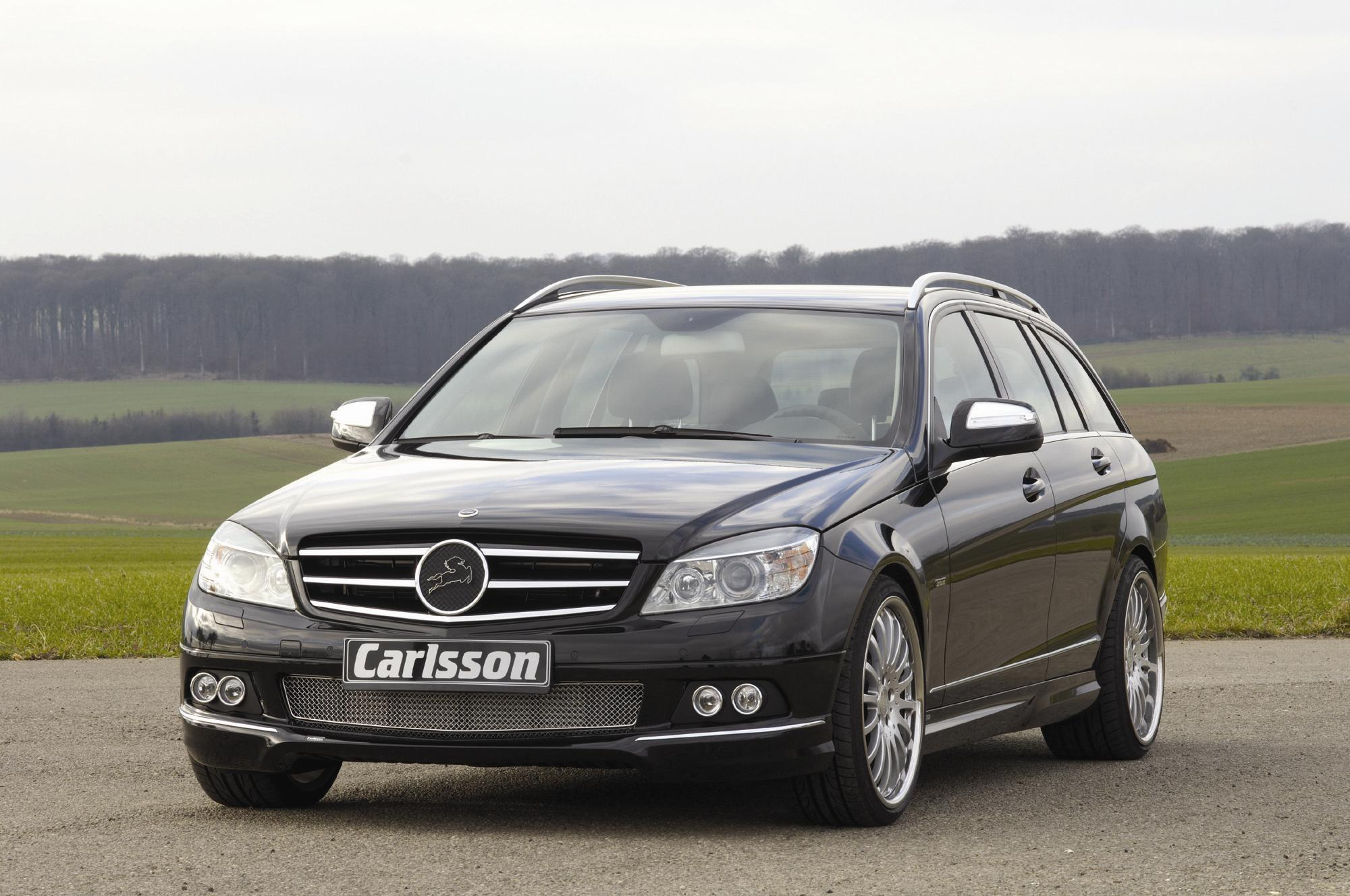 mercedes c class estate by carlsson top speed. Black Bedroom Furniture Sets. Home Design Ideas