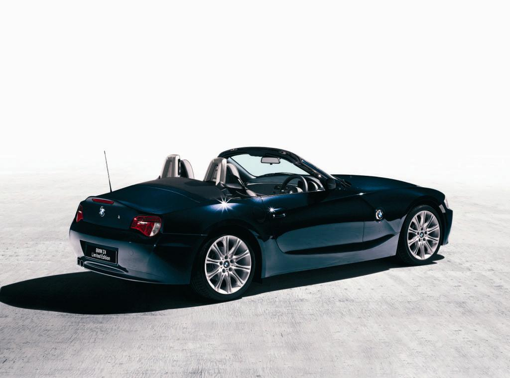 2008 Bmw Z4 Edition Sport Review Top Speed