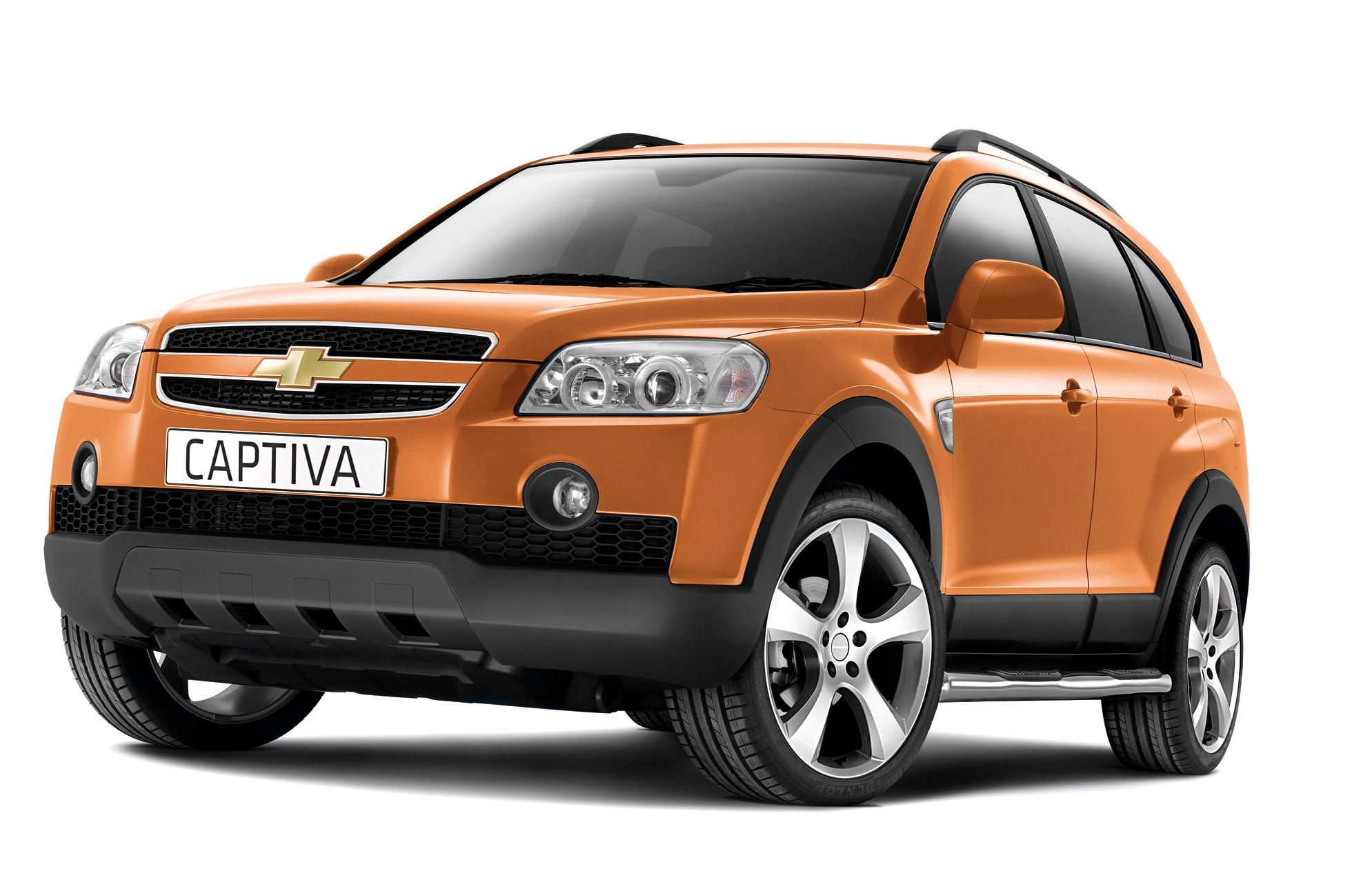 2008 chevrolet captiva 'edge' review - gallery - top speed