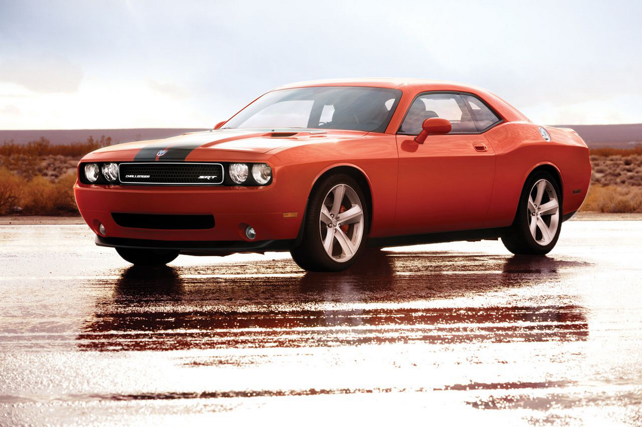 2008 Dodge Challenger Srt8 Top Speed