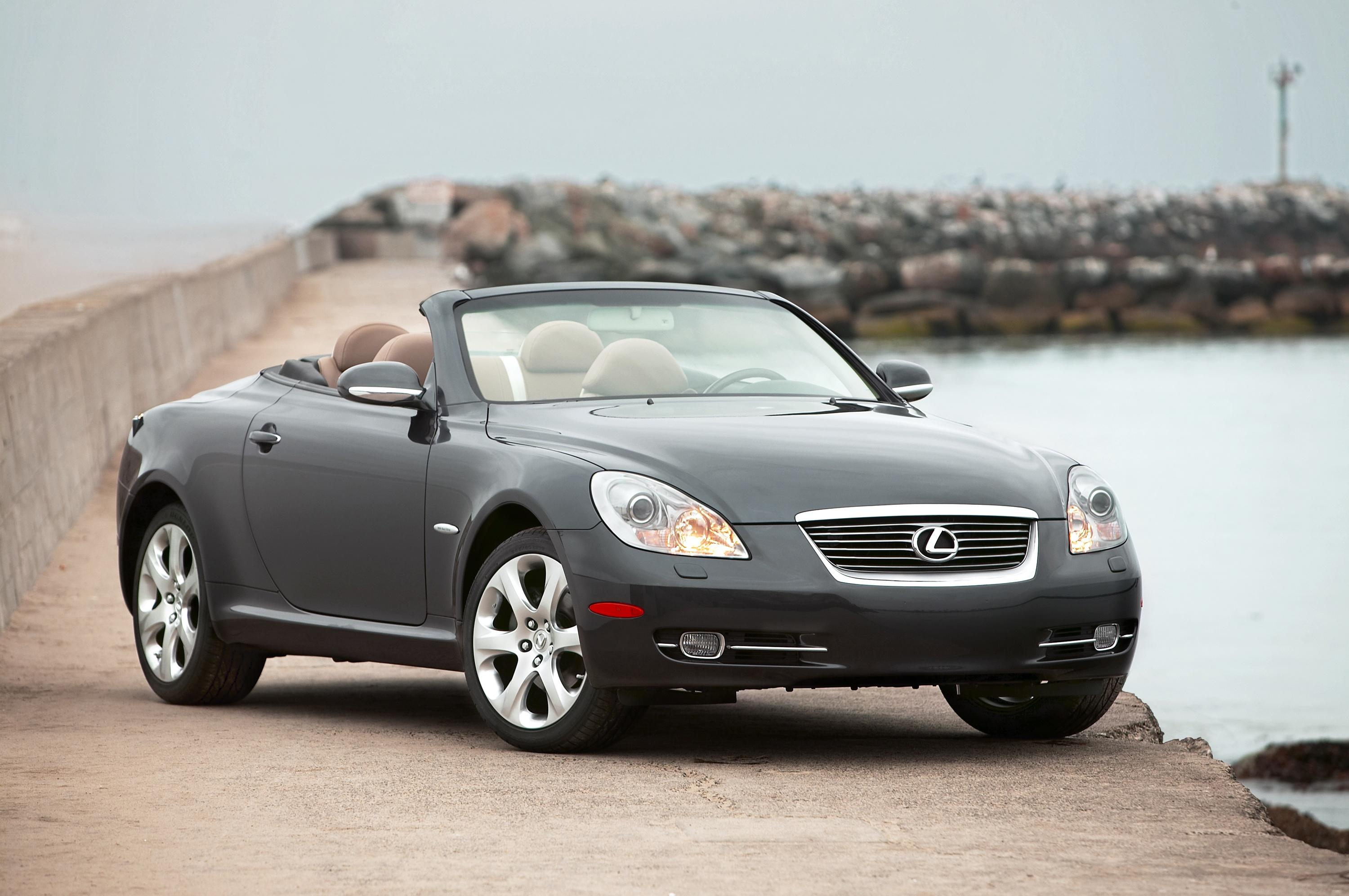 2008 lexus sc 430 pebble beach edition top speed. Black Bedroom Furniture Sets. Home Design Ideas