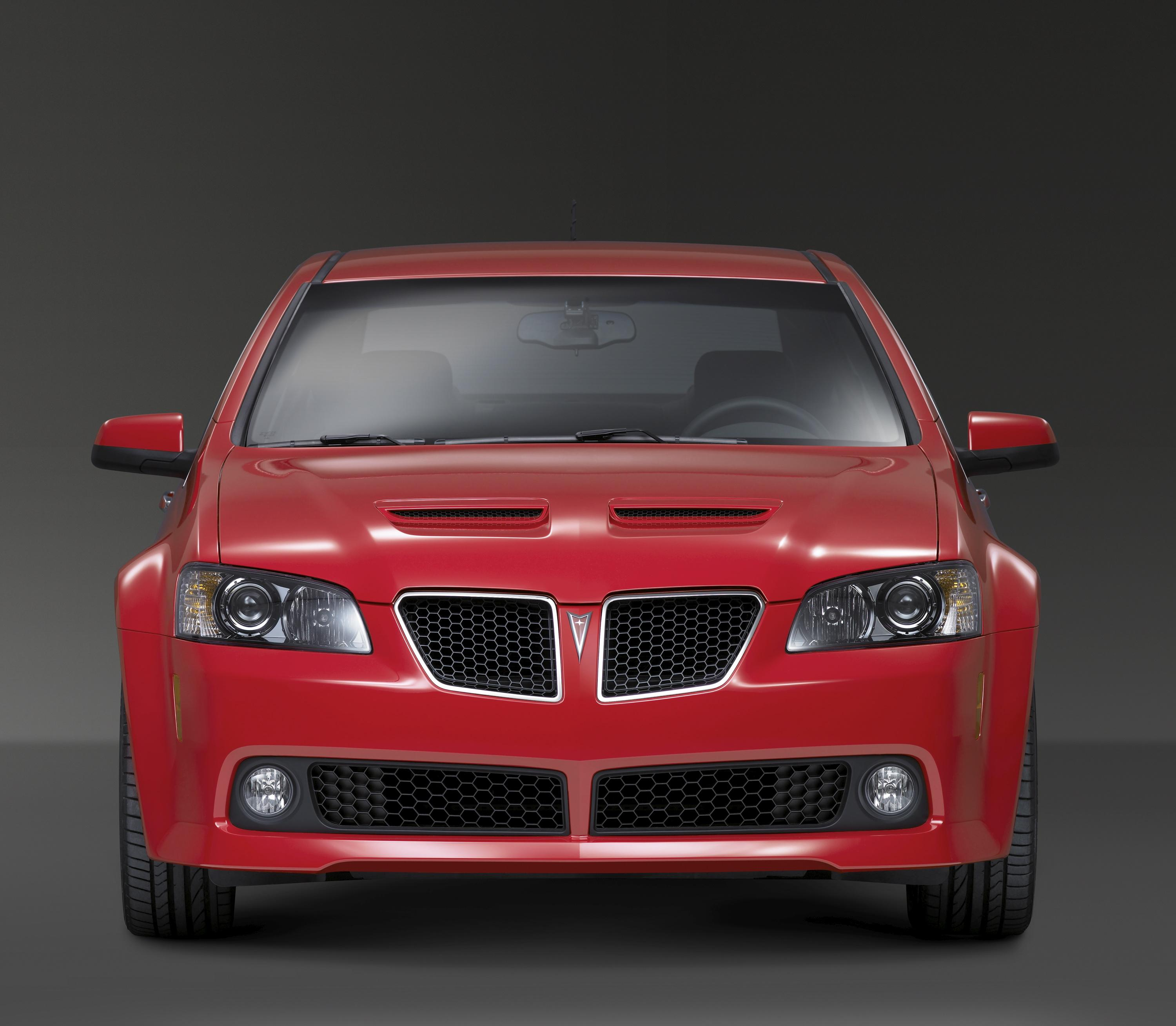 2008 Pontiac G8 Review Top Speed