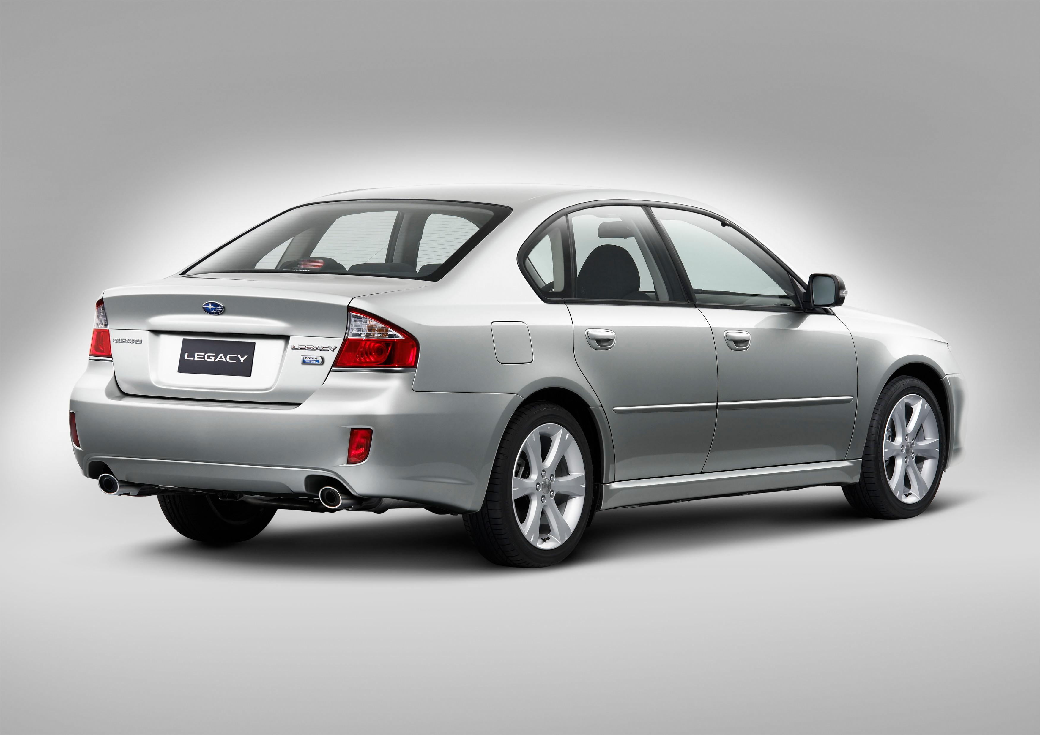 2008 Subaru Legacy 20d And Outback Top Speed Boxer Engine Diagram