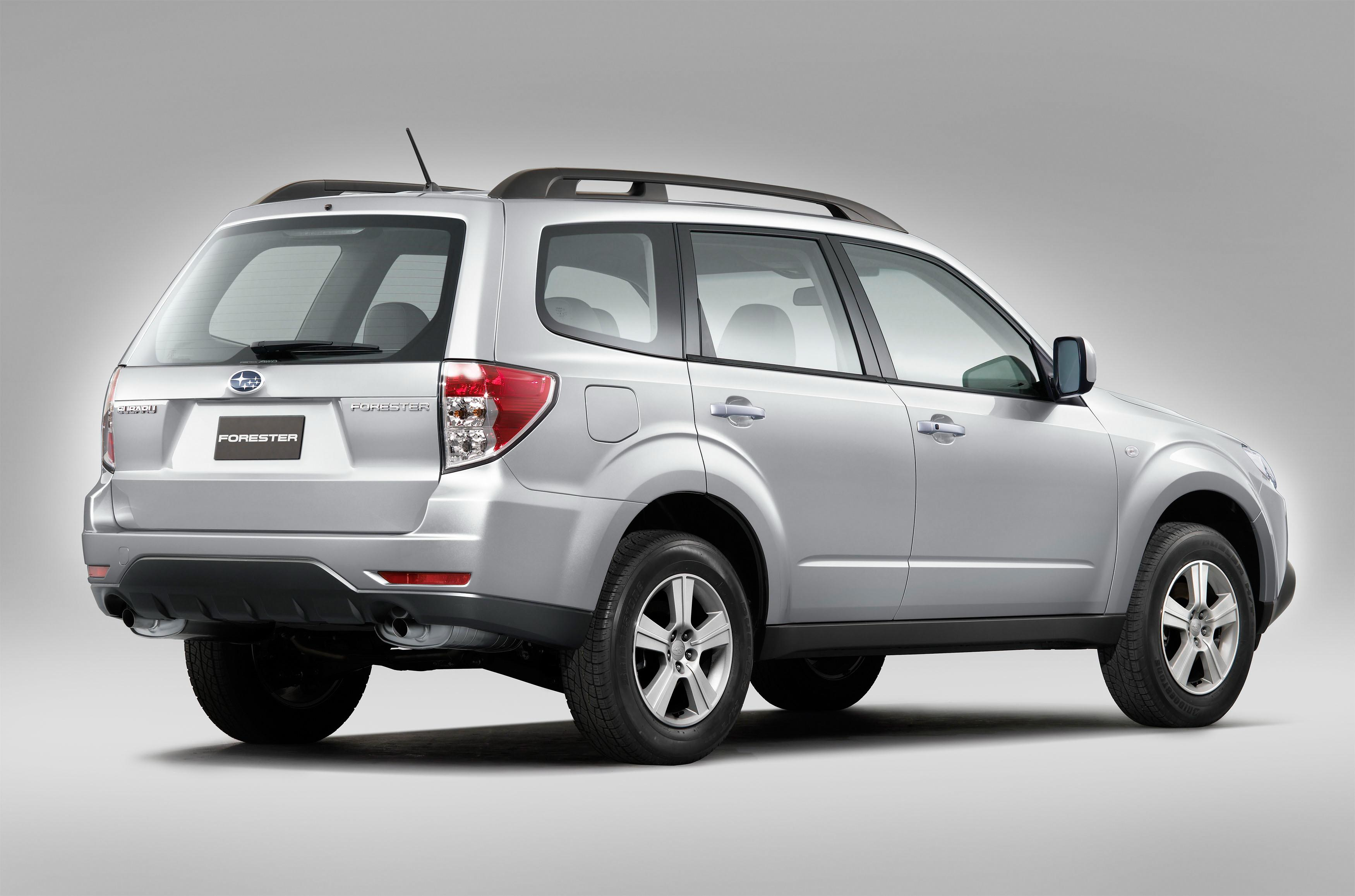 2008 Subaru Legacy 2 0D And Outback 2 0D