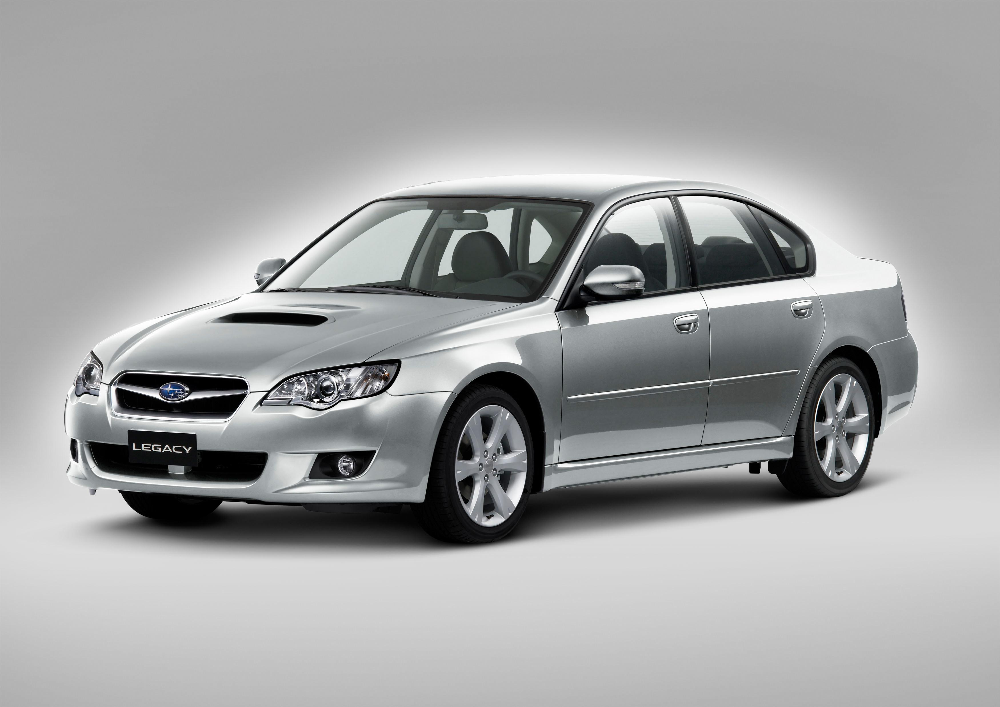Subaru Diesel Usa >> 2008 Subaru Legacy 2 0d And Outback 2 0d Top Speed