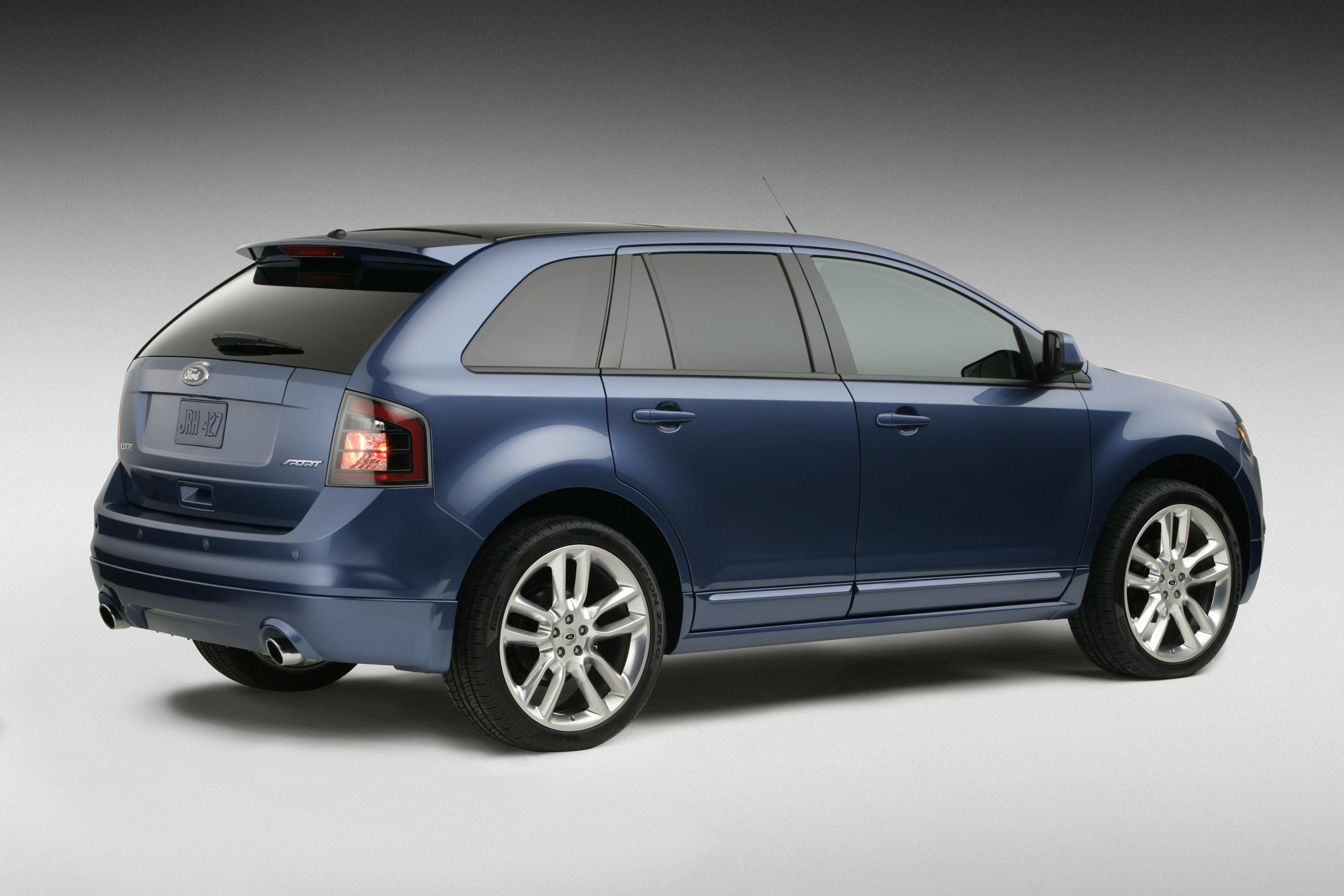 Ford Edge Sport Top Speed