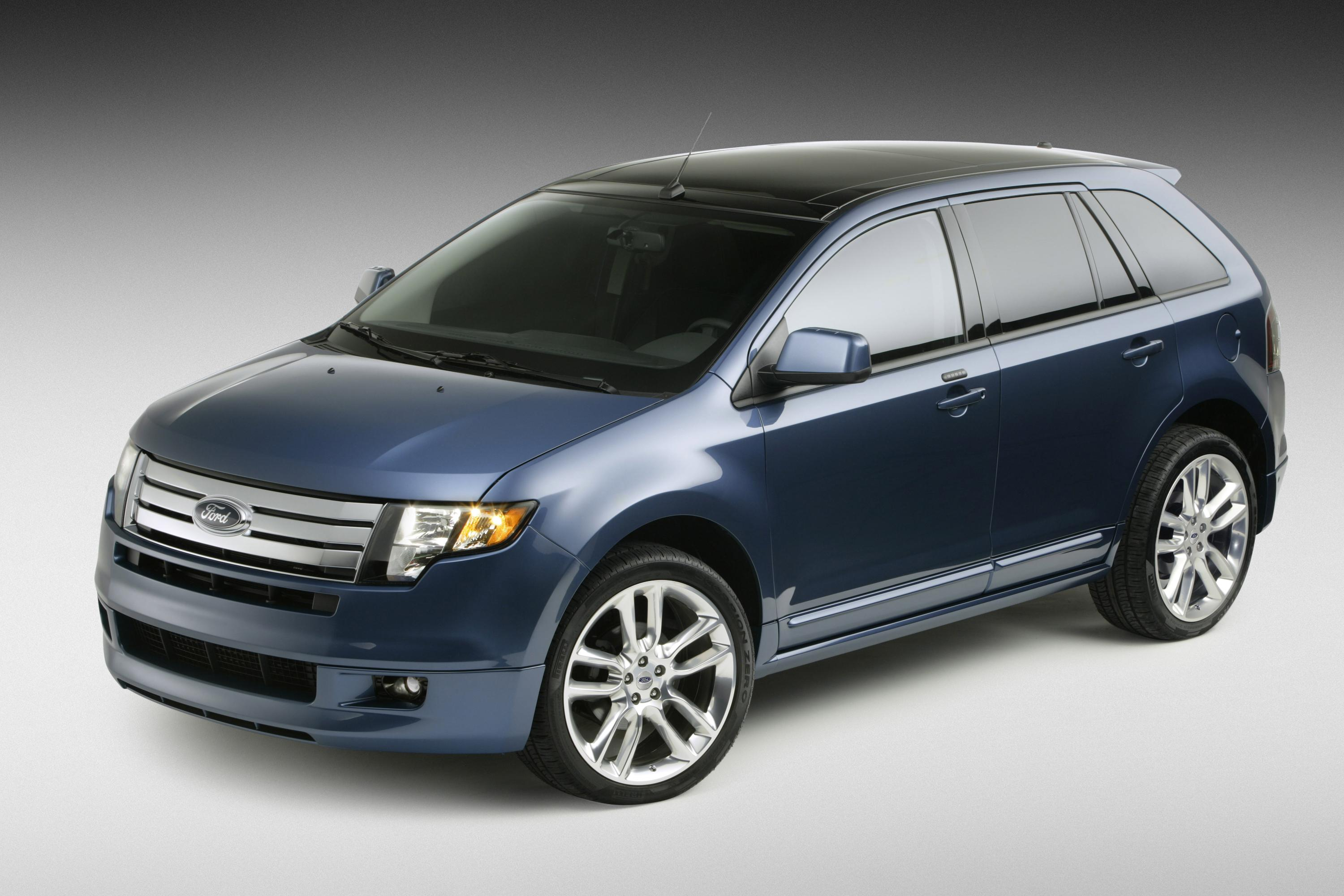 22 Inch Tires >> 2009 Ford Edge Sport | Top Speed
