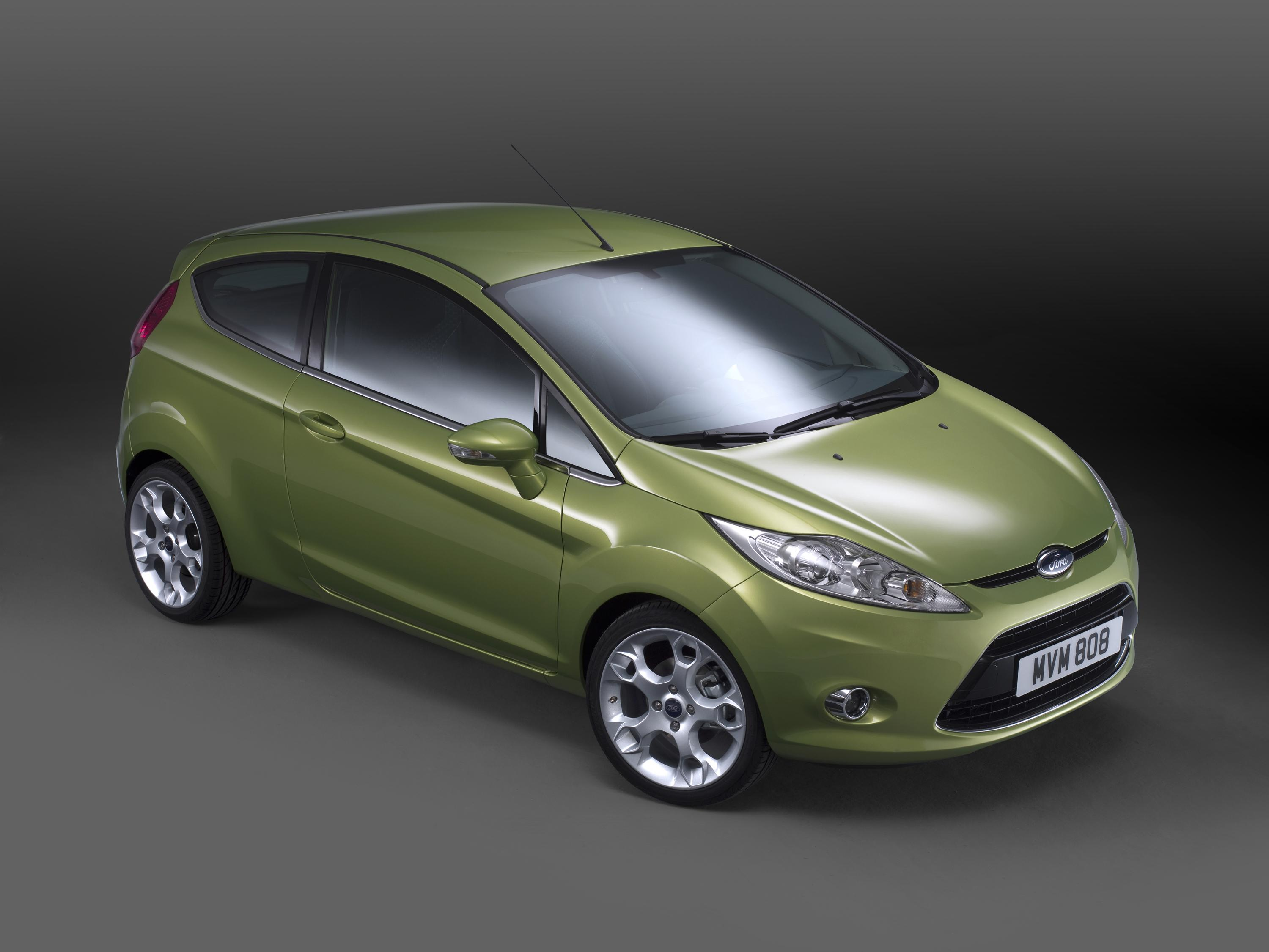 Ford Fiesta Top Speed