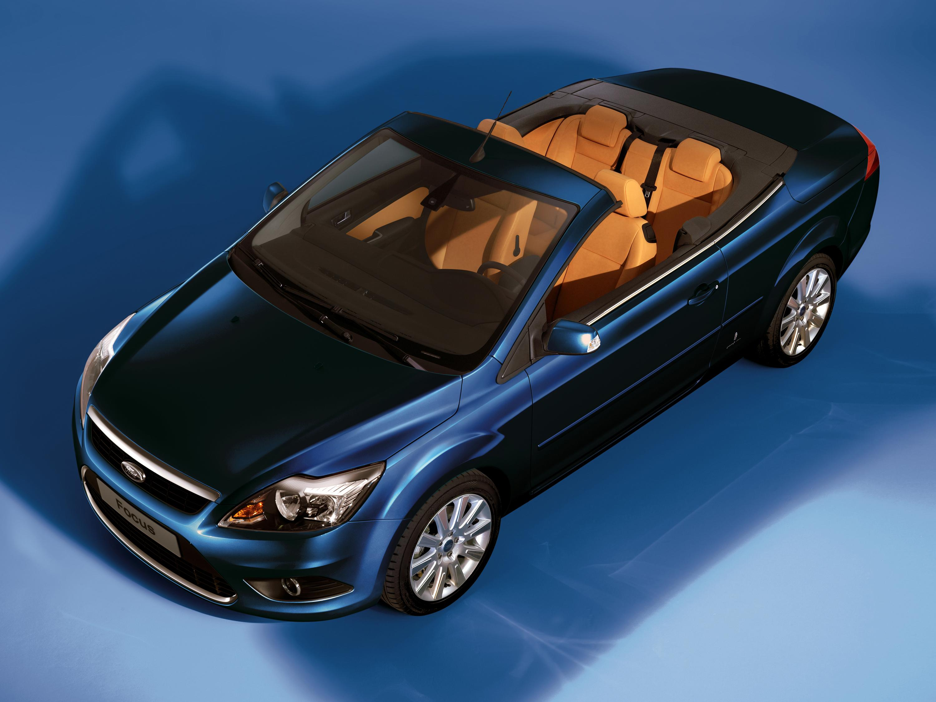 2009 ford focus coupe cabriolet review top speed. Black Bedroom Furniture Sets. Home Design Ideas