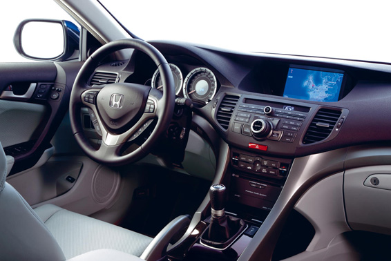 Attractive 2009 Honda Accord (European Model) | Top Speed. »