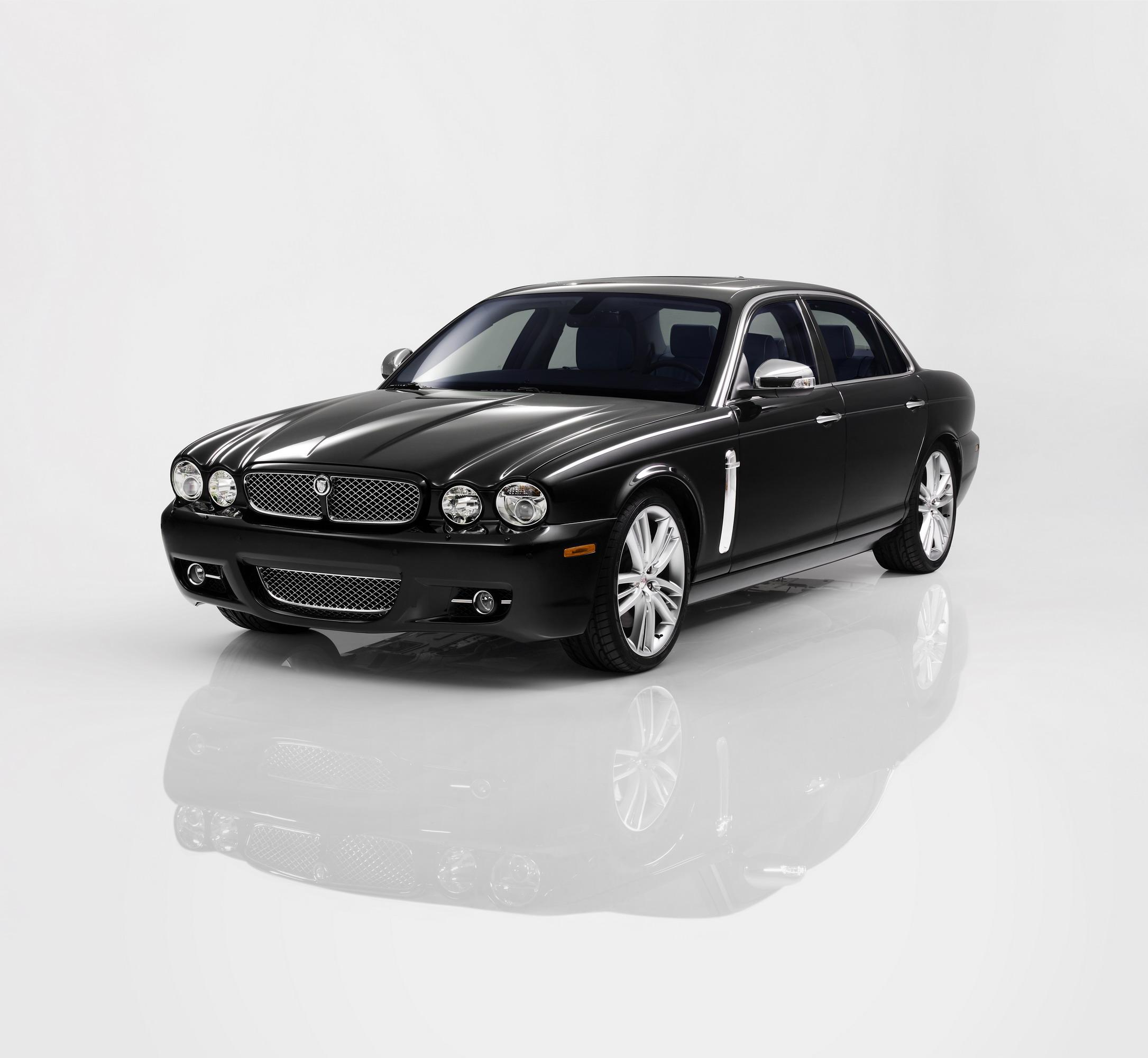 Price Of New Jaguar: 2009 Jaguar XJ Portfolio