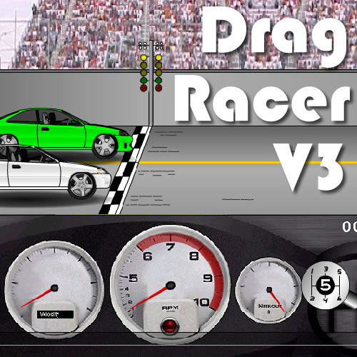 Drag Racer V3 | Top Speed