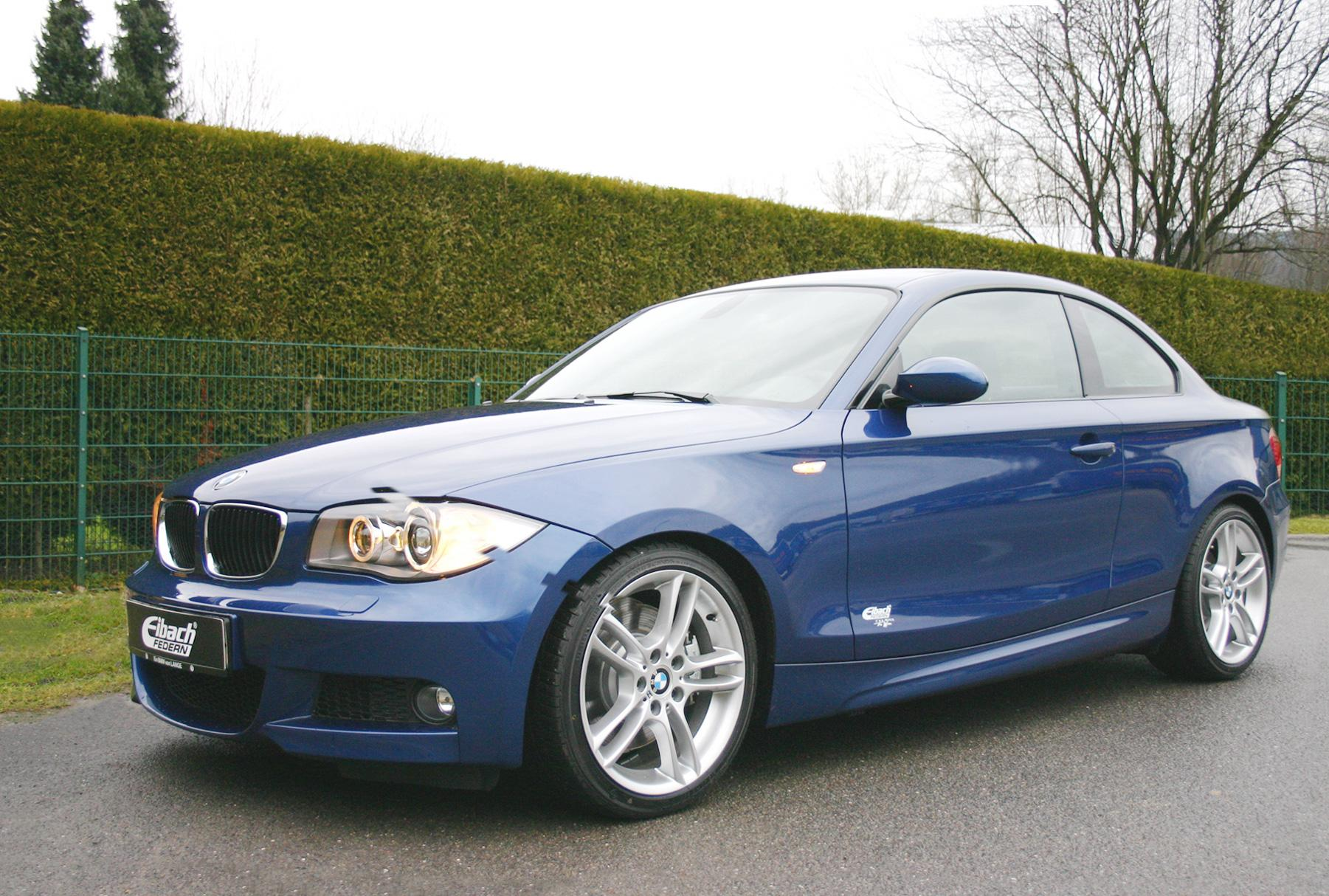 eibach pro kit for bmw 1 series top speed. Black Bedroom Furniture Sets. Home Design Ideas