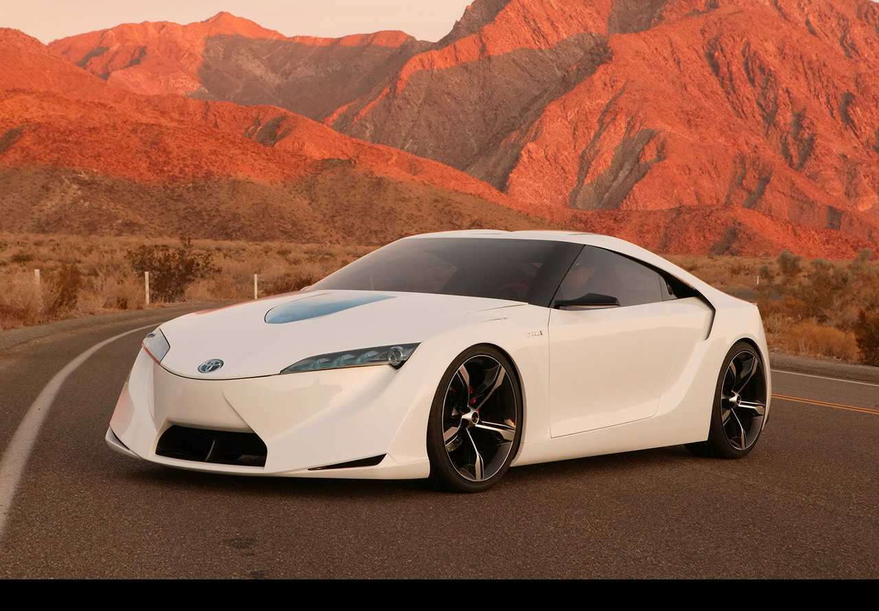 Future Toyota Supra To Be Inspired By The Ft Hs Concept